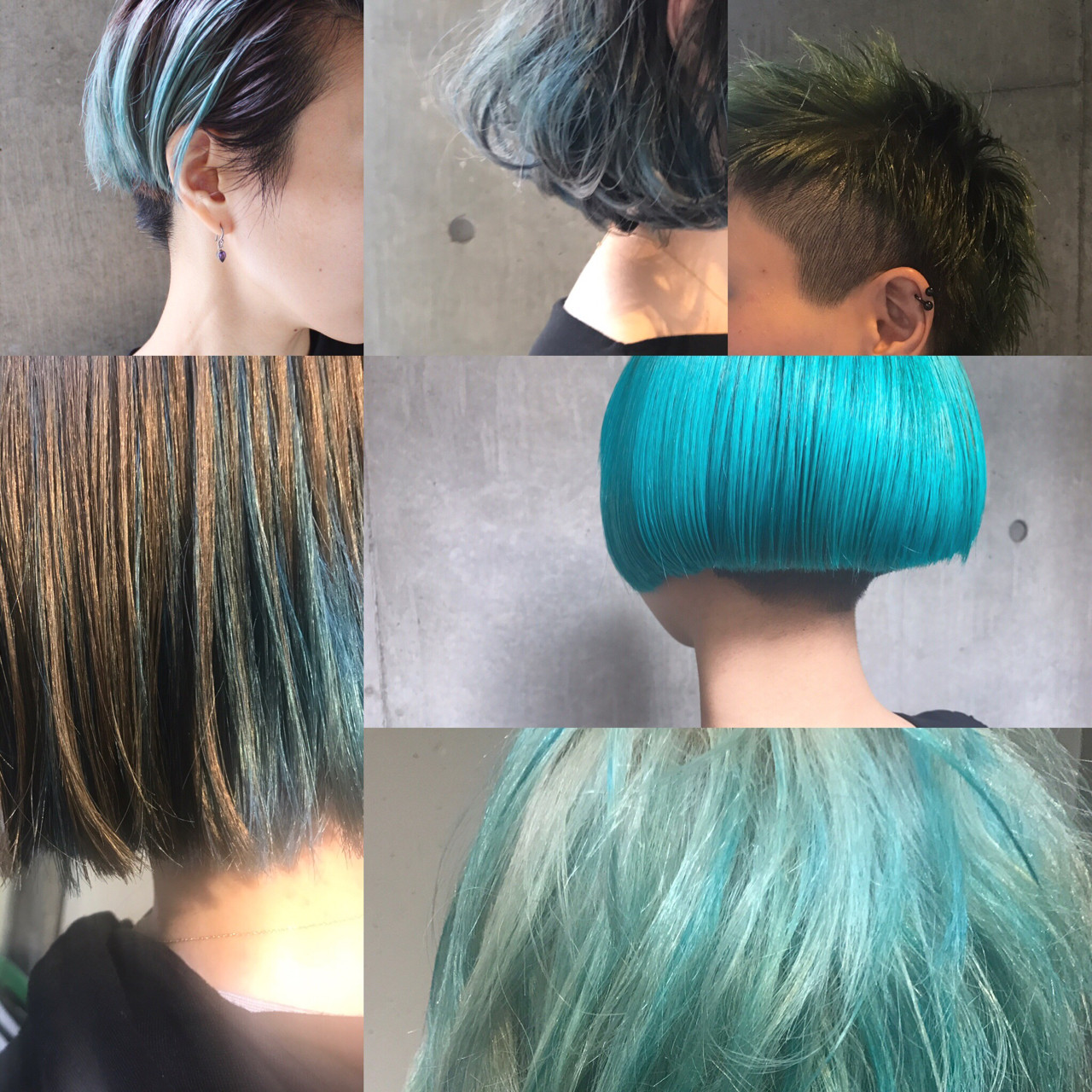 ハイライト ミルクティー アッシュ ニュアンス ヘアスタイルや髪型の写真・画像
