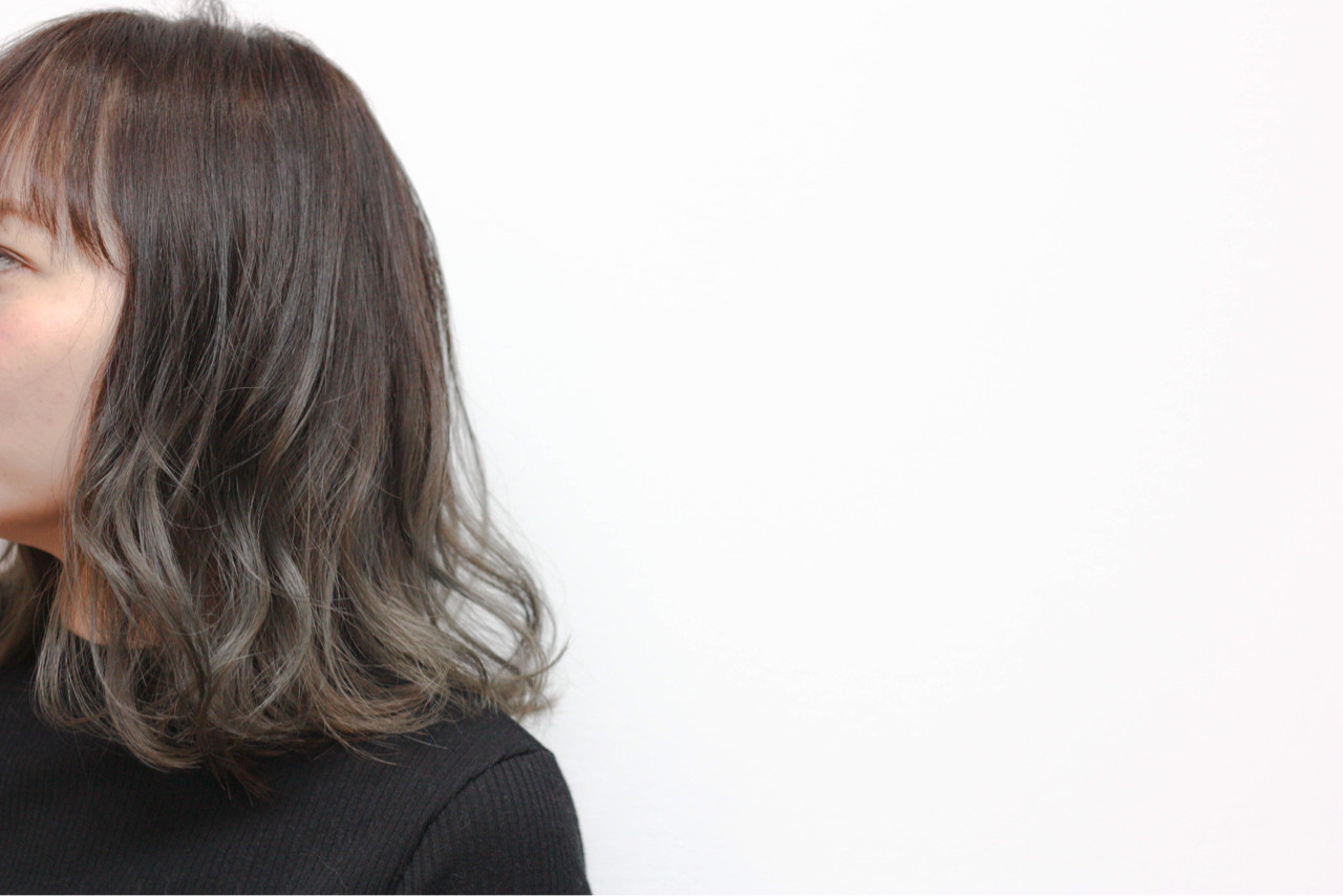 色気 ストリート 暗髪 ボブ ヘアスタイルや髪型の写真・画像 | Hiroshi Kuroe 尼崎 / K'LipbyTAL'KE