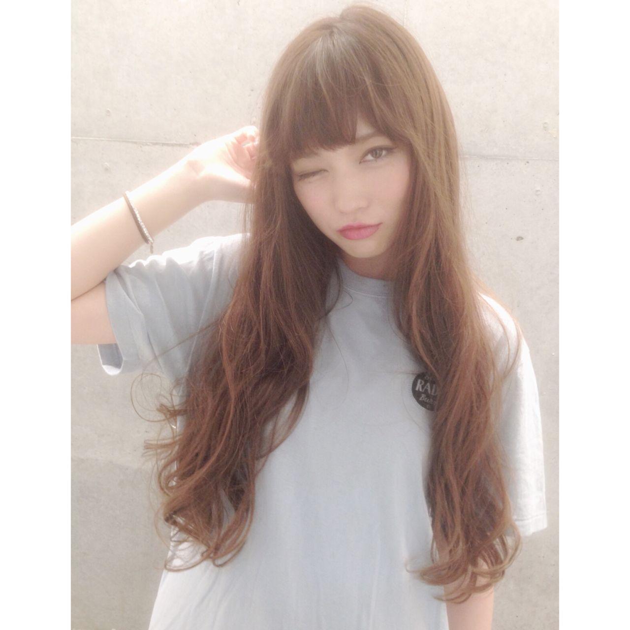 春 ロング ストリート パンク ヘアスタイルや髪型の写真・画像   園田 雄史(YUSHI) / Cocoon