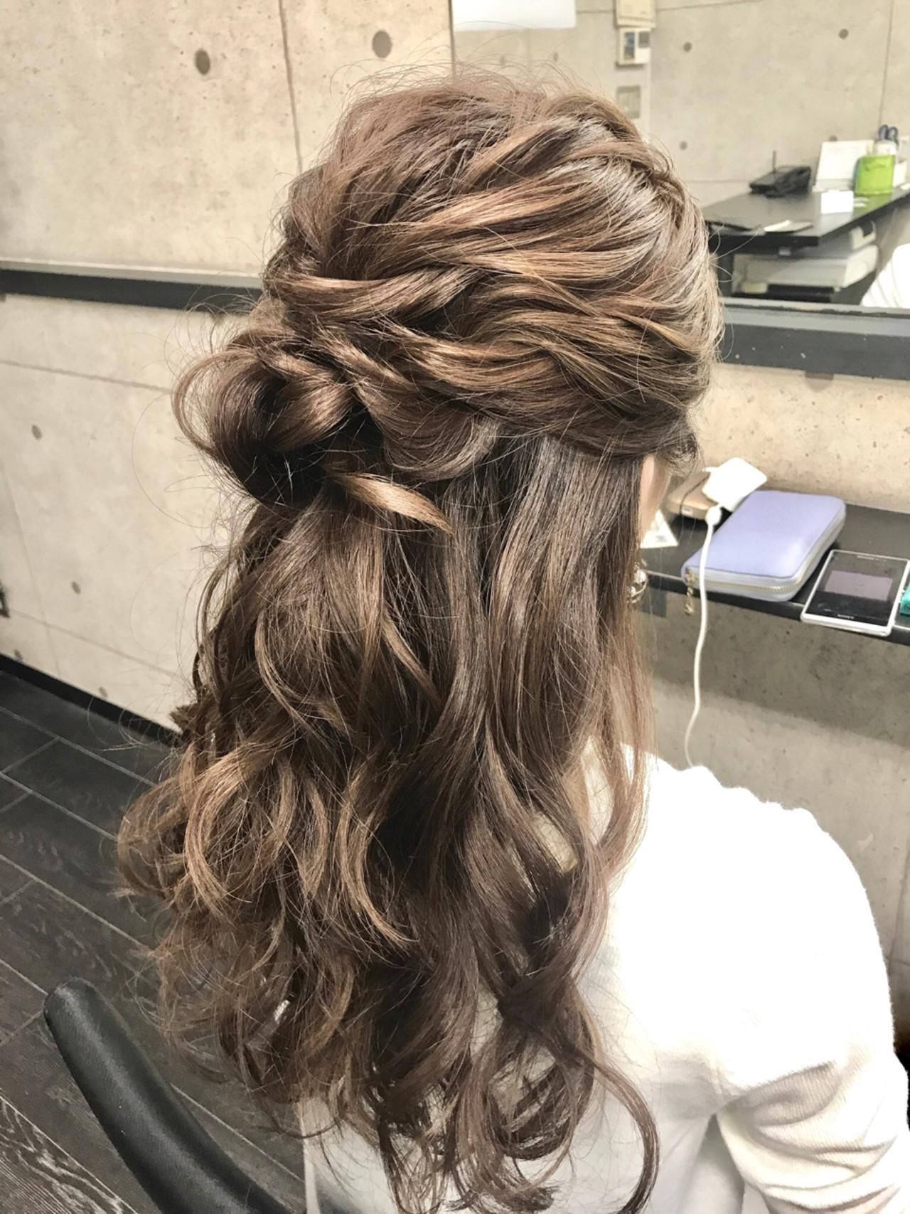 デート ナチュラル ロング ショート ヘアスタイルや髪型の写真・画像