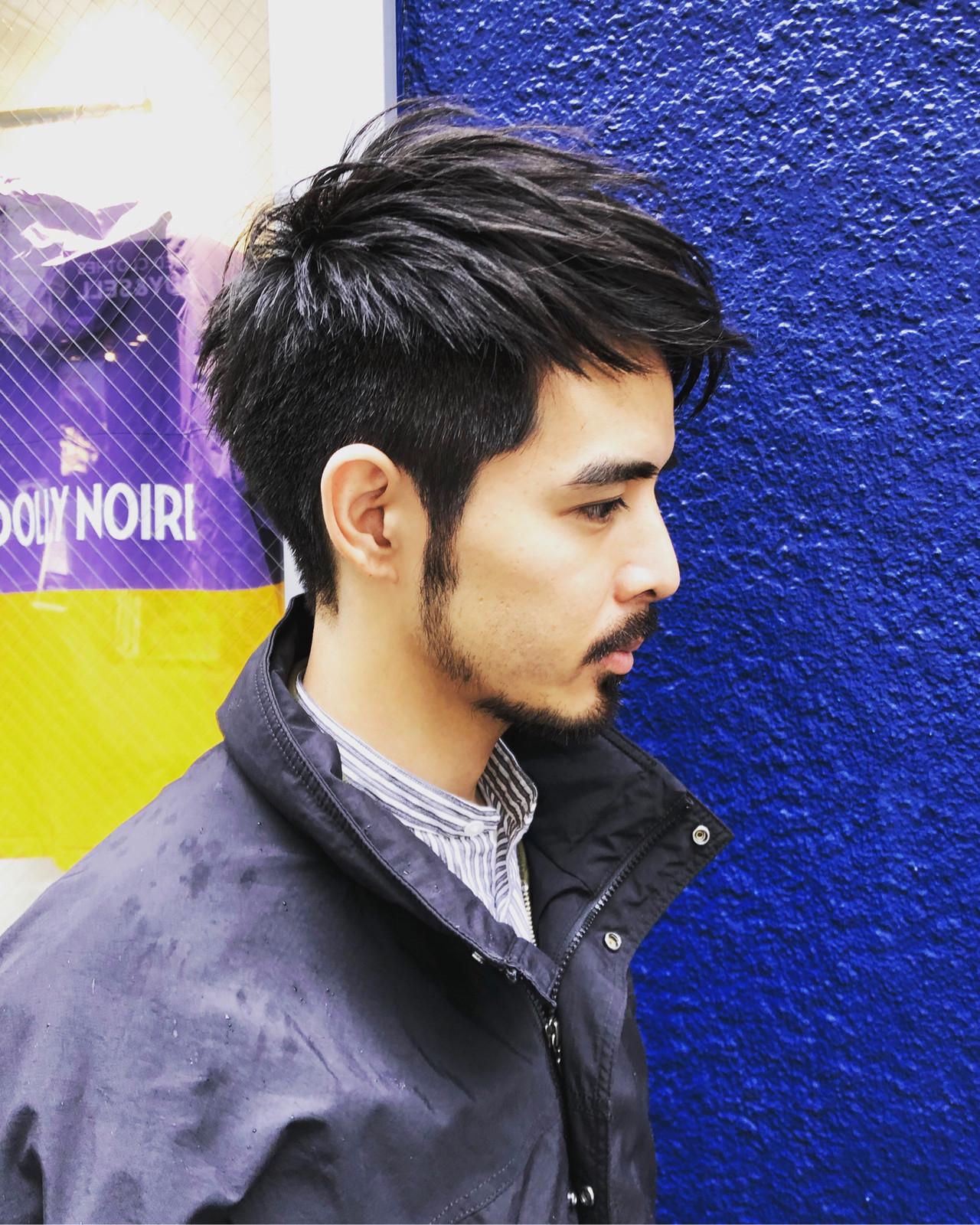 メンズヘア メンズカット メンズカジュアル ストリート ヘアスタイルや髪型の写真・画像 | 斉藤潤一 / ROCO  SPEARZ