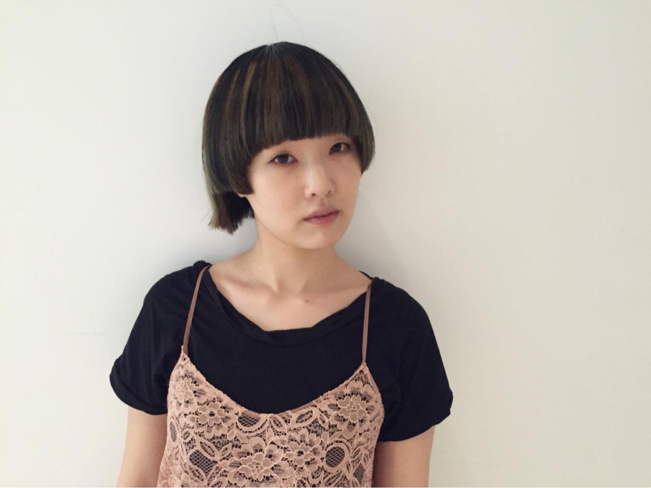 木村カエラ ショート マッシュ 金髪 ヘアスタイルや髪型の写真・画像