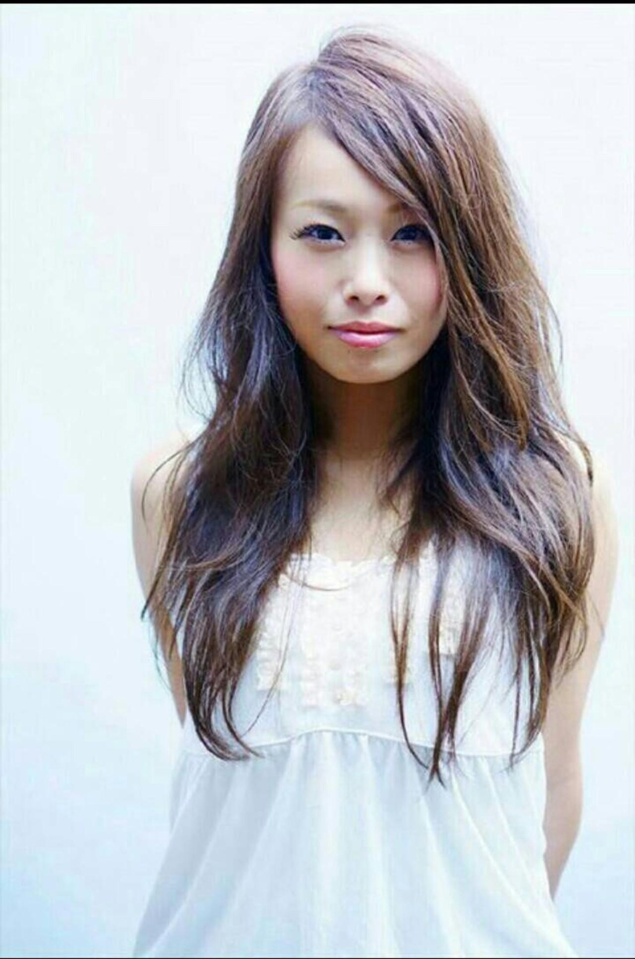 フェミニン 外国人風 愛され かわいい ヘアスタイルや髪型の写真・画像