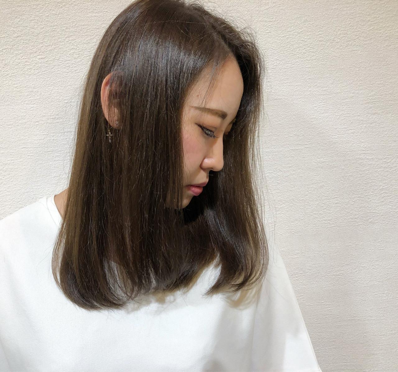 フェミニン 大人女子 結婚式 オフィス ヘアスタイルや髪型の写真・画像 | 渡辺 貴明 / 5 Five