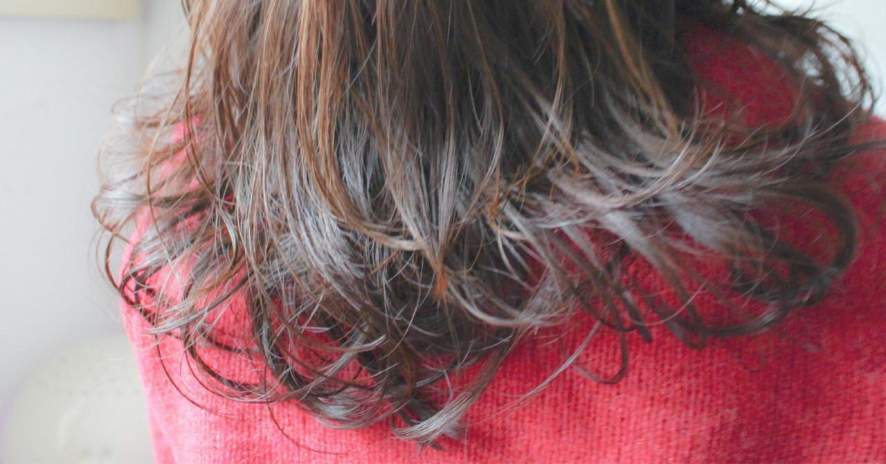簡単 外国人風 ゆるふわ パーマ ヘアスタイルや髪型の写真・画像 | creap / creap