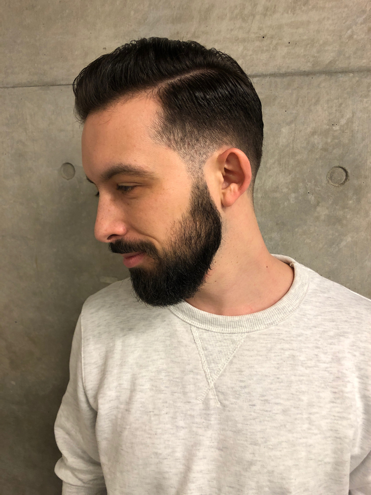 メンズカット ツーブロック 刈り上げ ストリート ヘアスタイルや髪型の写真・画像 | 杉山良平 / assort(アソート)