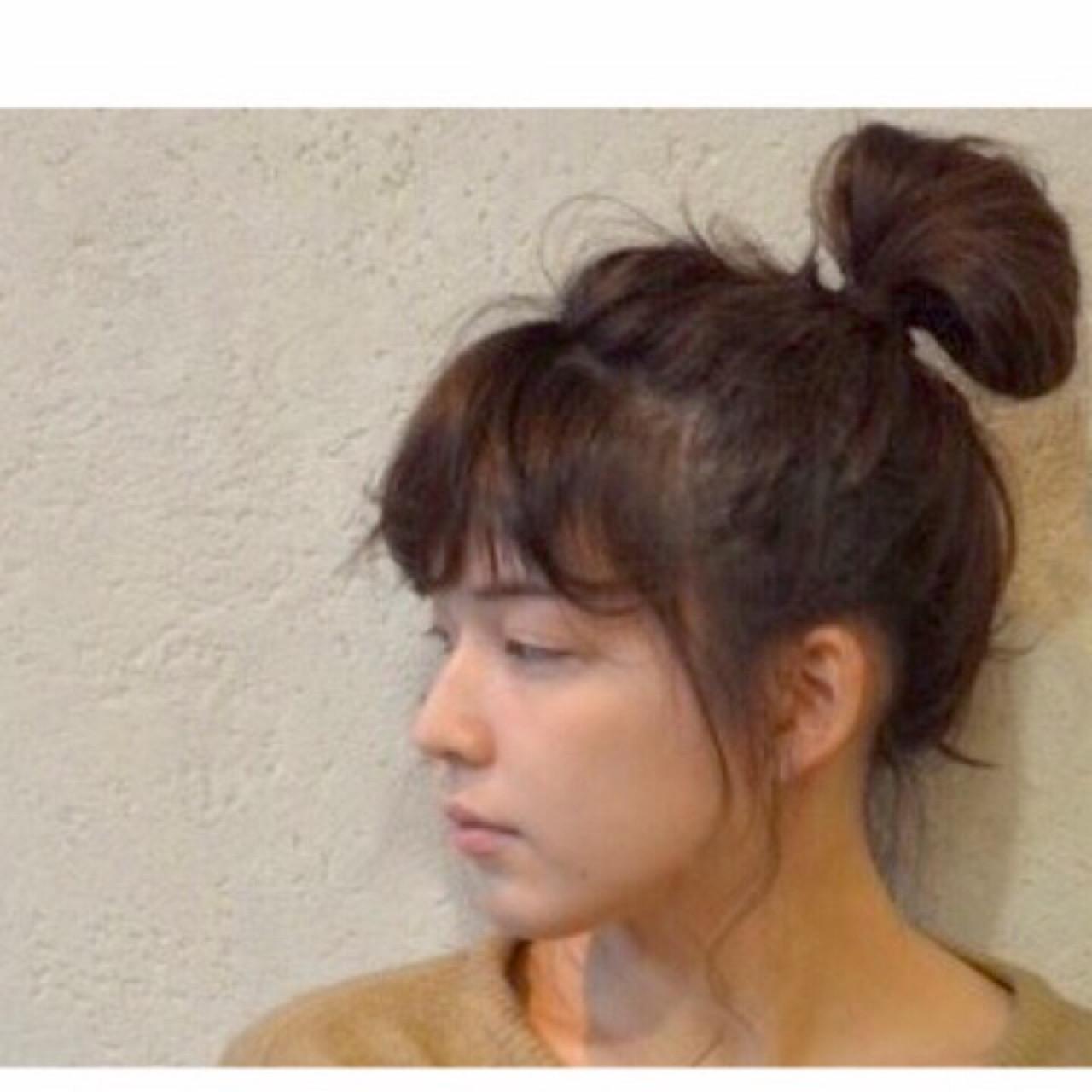 簡単ヘアアレンジ 大人かわいい 外国人風 ヘアアレンジ ヘアスタイルや髪型の写真・画像