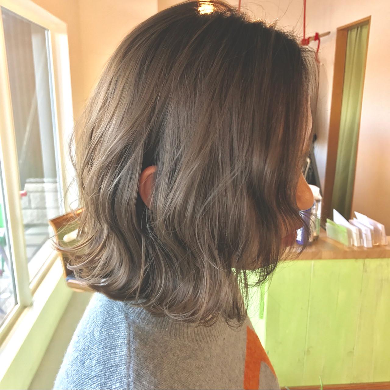 ボブ 色気 外国人風 ゆるふわ ヘアスタイルや髪型の写真・画像 | sowi 阿部 辰也 / sowi hair design ソーイ