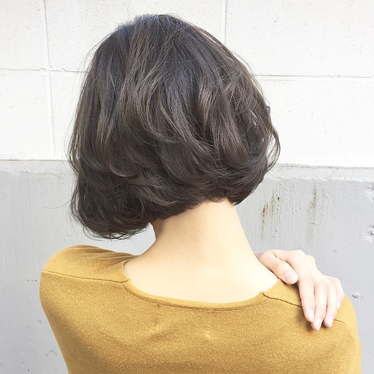 こなれ感 色気 ニュアンス 黒髪 ヘアスタイルや髪型の写真・画像