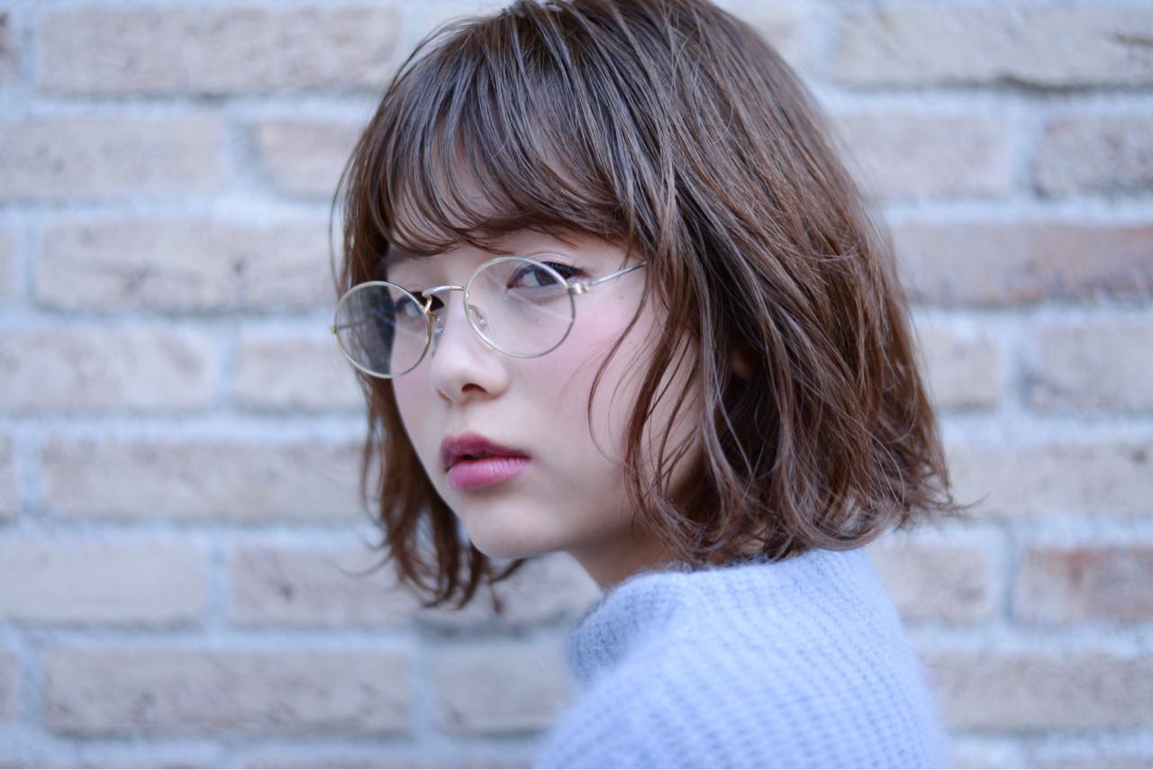 こなれ感 ナチュラル ニュアンス 色気 ヘアスタイルや髪型の写真・画像 | 矢沢和也 / MAKE'S