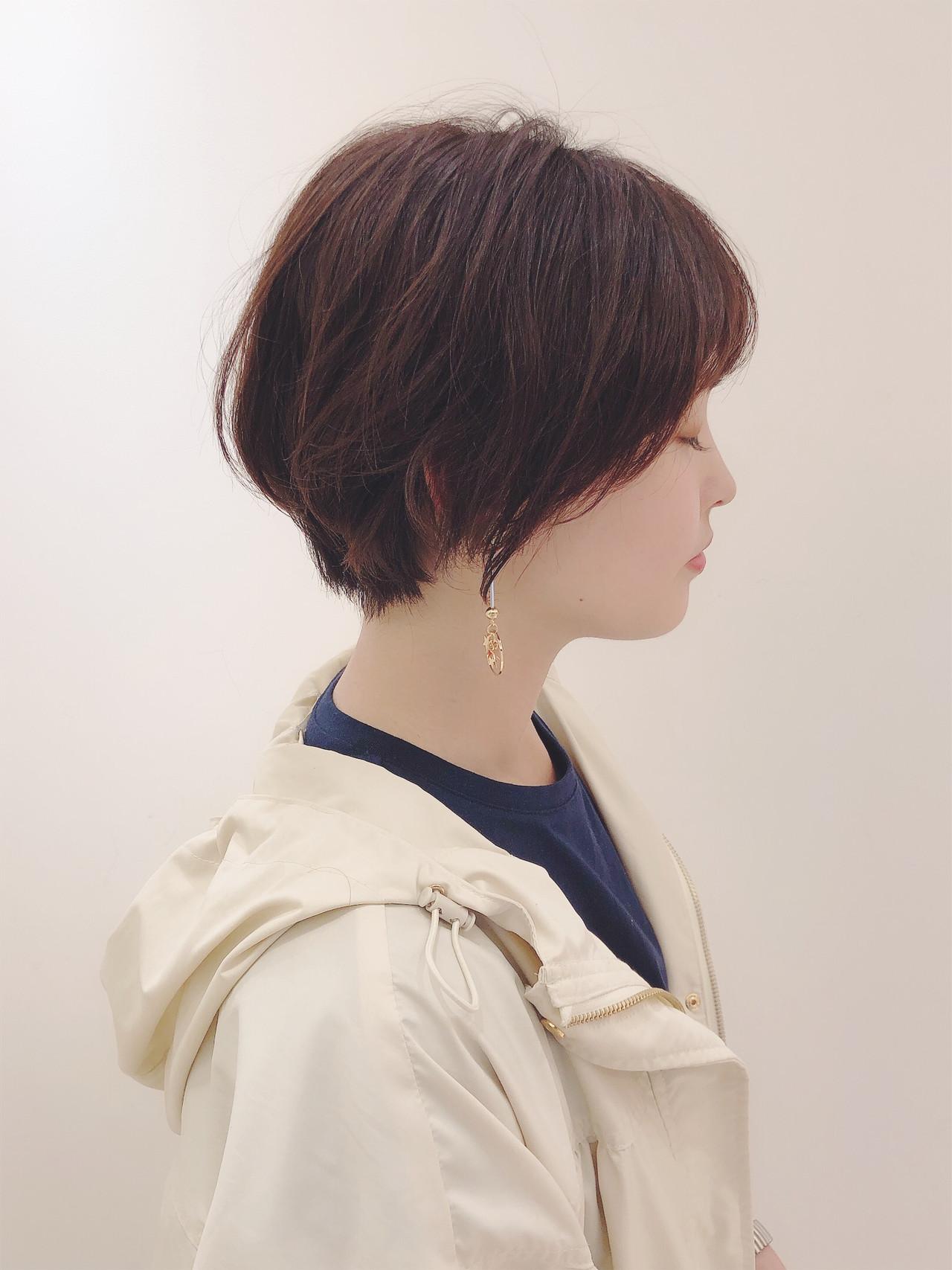 パーマ ナチュラル ゆるふわパーマ 透明感 ヘアスタイルや髪型の写真・画像