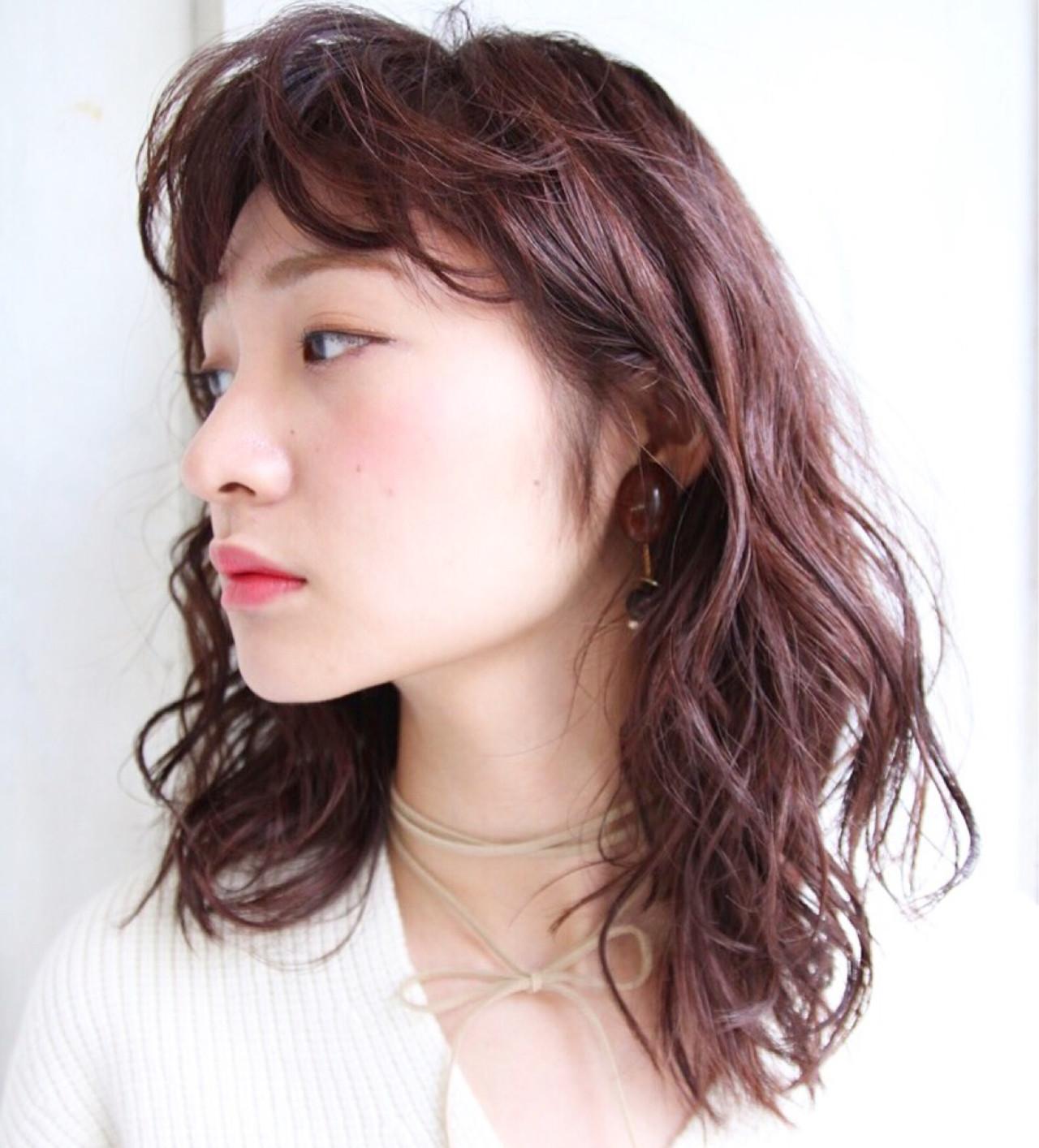 大人女子 ゆるふわ 大人かわいい 色気 ヘアスタイルや髪型の写真・画像