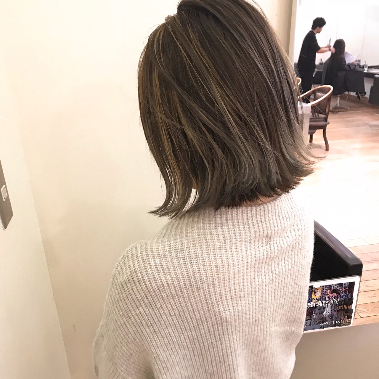 ナチュラル ブリーチ 外国人風 透明感 ヘアスタイルや髪型の写真・画像