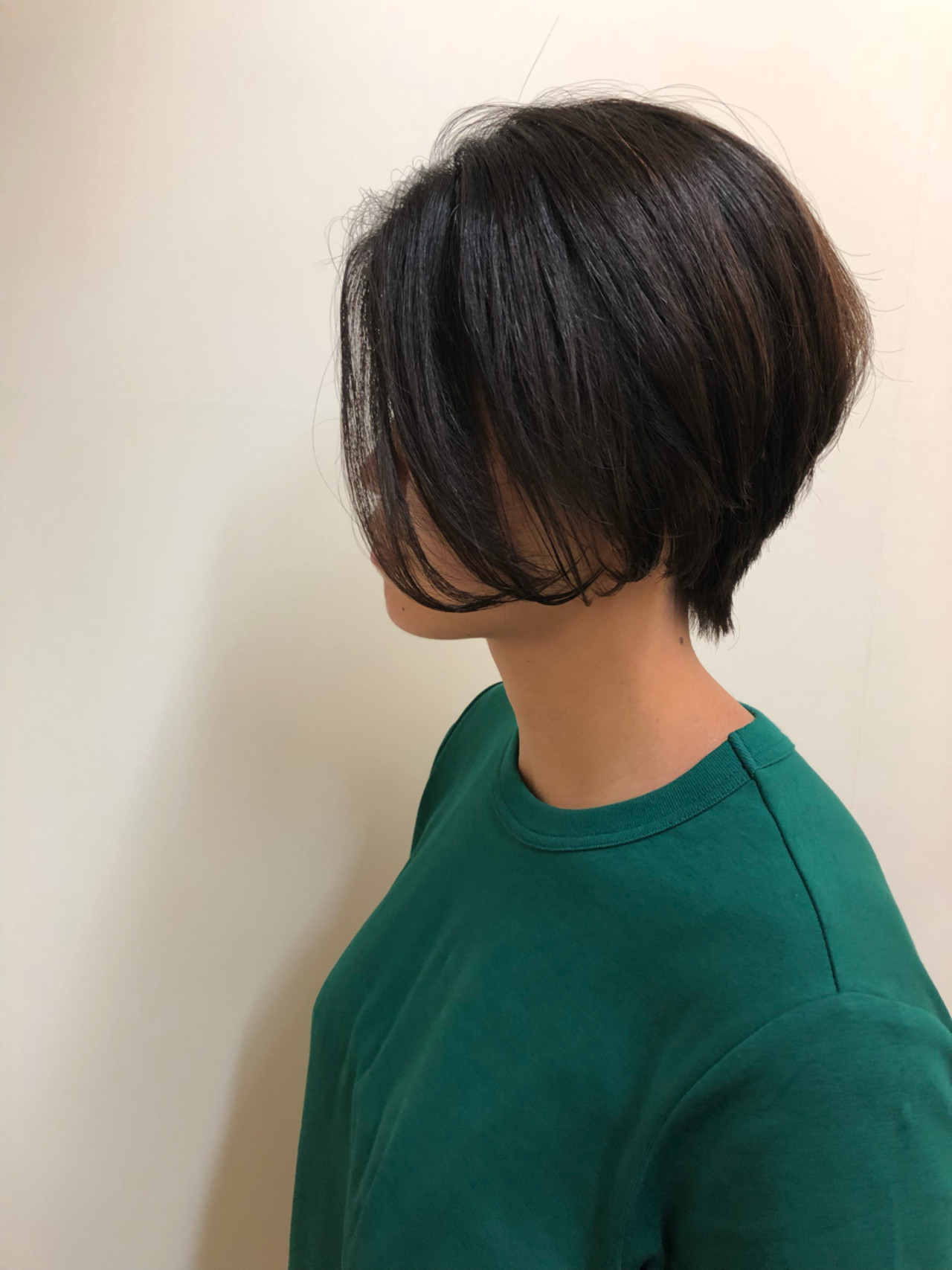 大人かわいい 夏 マッシュ ショート ヘアスタイルや髪型の写真・画像 | 池田 涼平 / RENJISHI