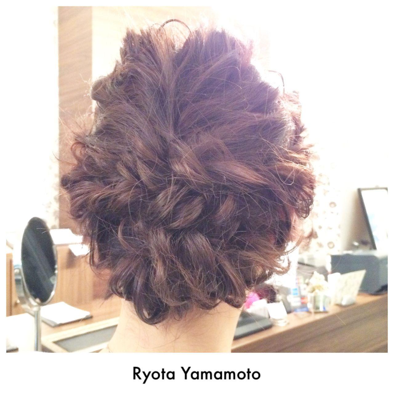 ナチュラル ゆるふわ ロング ウェーブ ヘアスタイルや髪型の写真・画像 | Ryota Yamamoto Daisy / Daisy