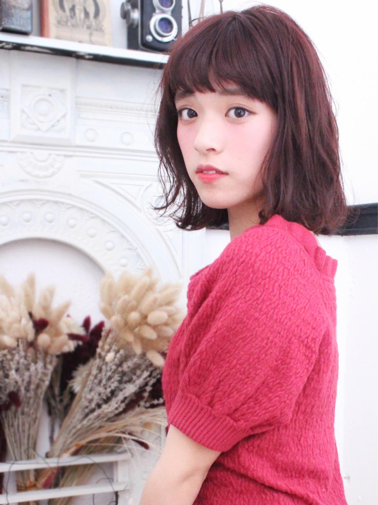 外国人風 ピュア 色気 ナチュラル ヘアスタイルや髪型の写真・画像