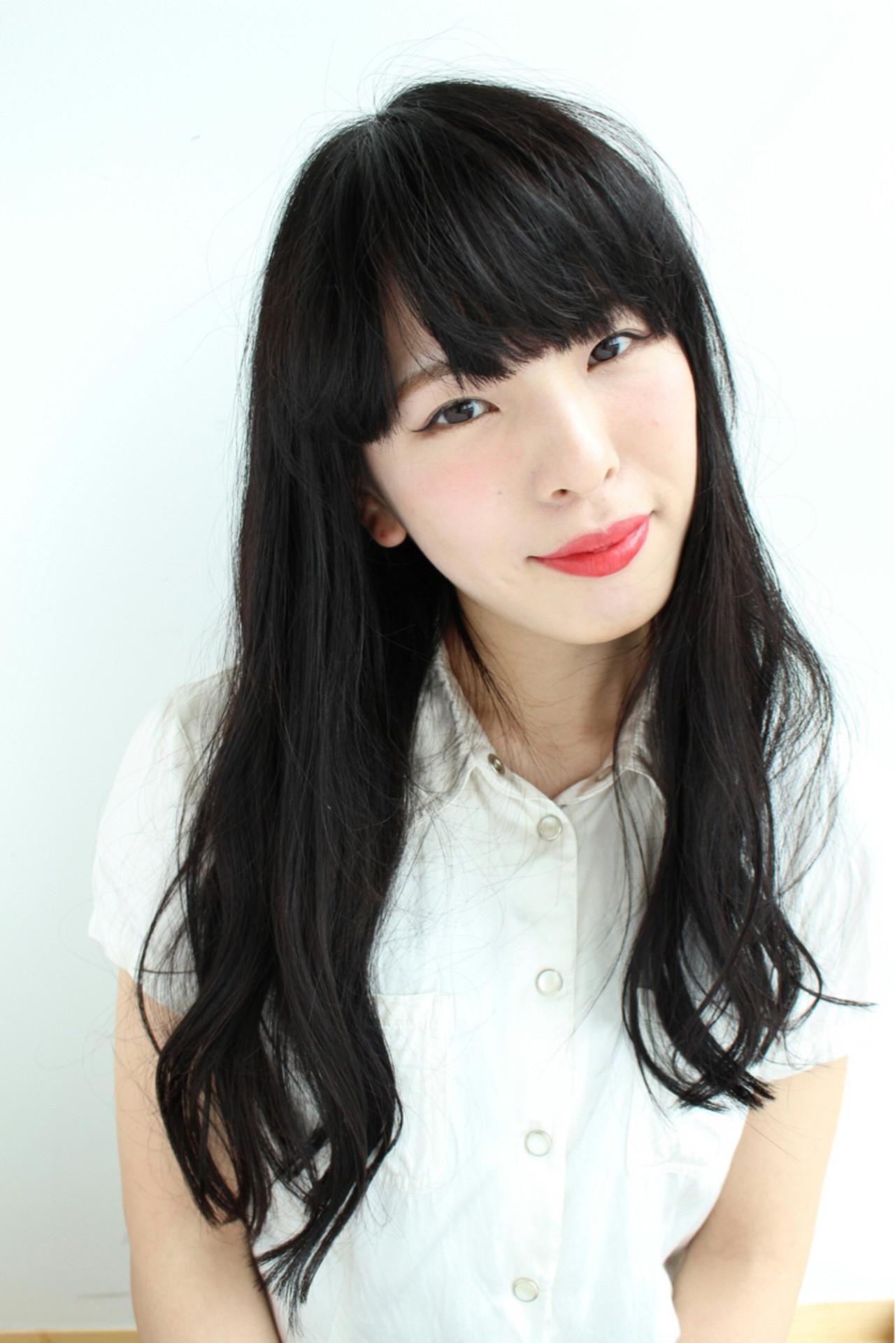 ナチュラル 艶髪 ゆるふわ 大人かわいい ヘアスタイルや髪型の写真・画像 | 三上 奈巳 / Spin hair 烏丸店