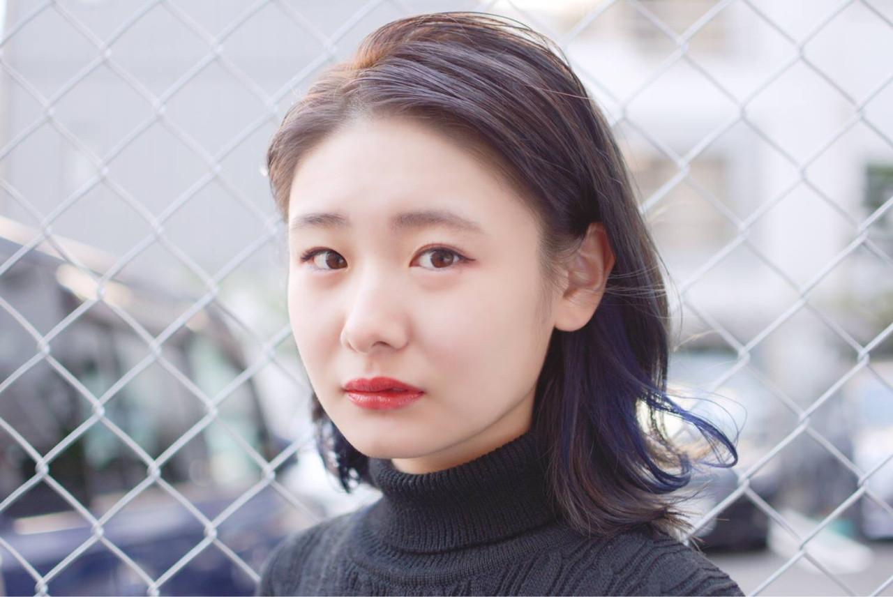 黒髪より魅力的。透明感のある「暗髪美人」をつくる方法  桝田 由佳