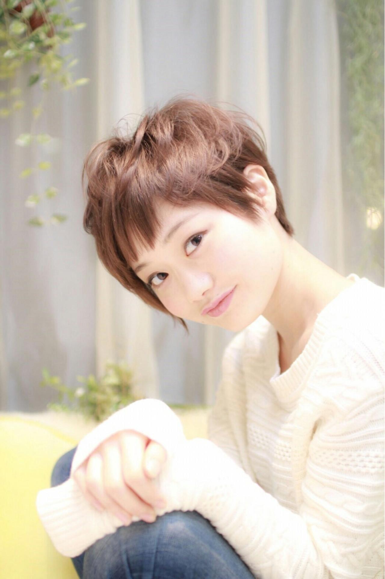 アシメな髪型トレンドカタログ2017♡セルフカット・アレンジ技も伝授♪ ゆかり