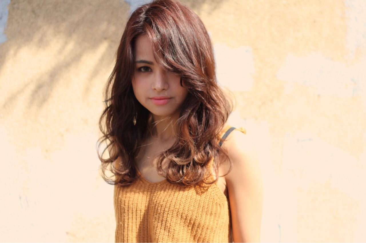 簡単ヘアアレンジ 暗髪 ヘアアレンジ 外国人風 ヘアスタイルや髪型の写真・画像