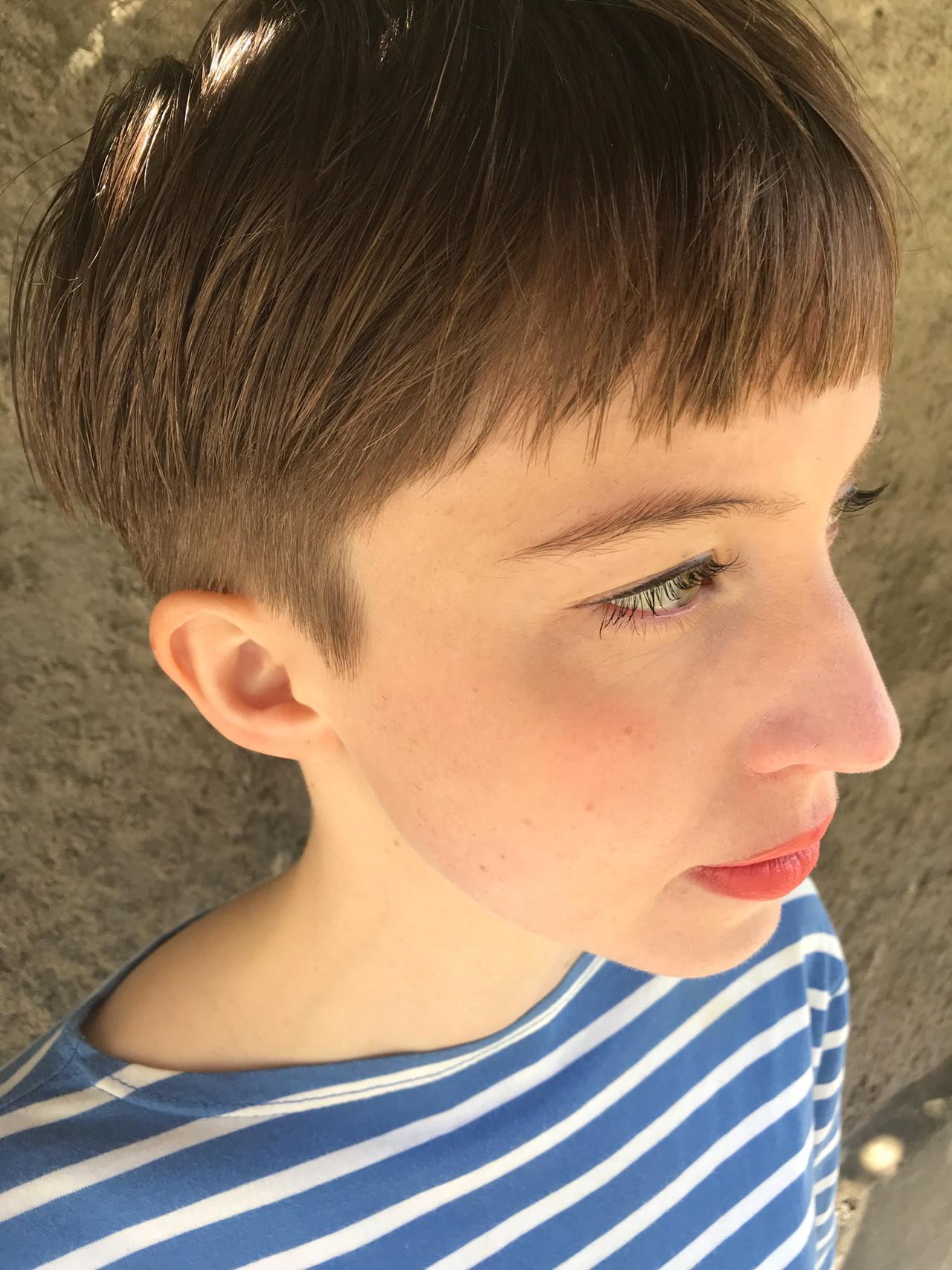 「色っぽ♡かっこいい」が叶う!ジェンダーレスな刈り上げヘアカタログ
