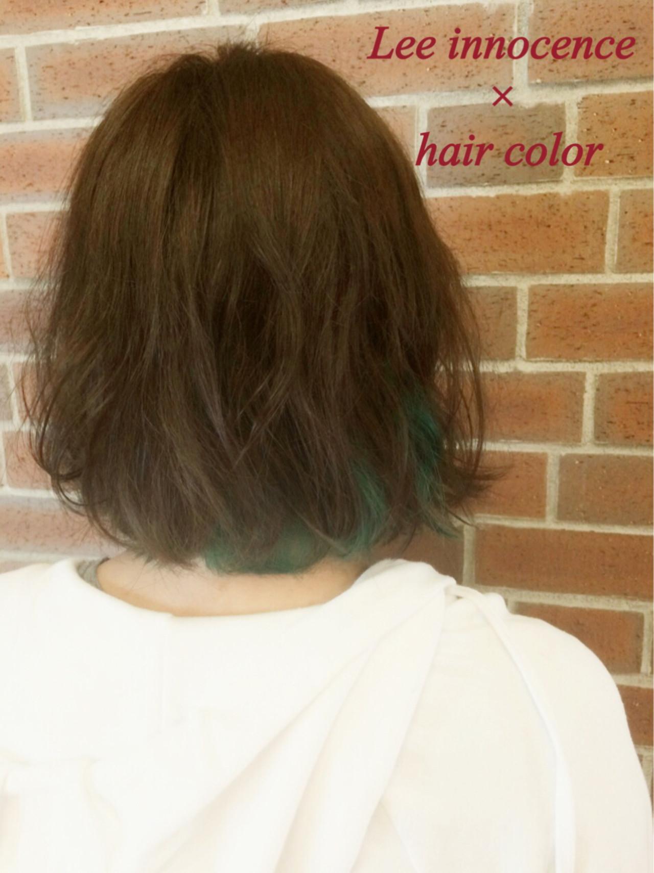 グラデーションカラー 暗髪 ストリート 外国人風 ヘアスタイルや髪型の写真・画像