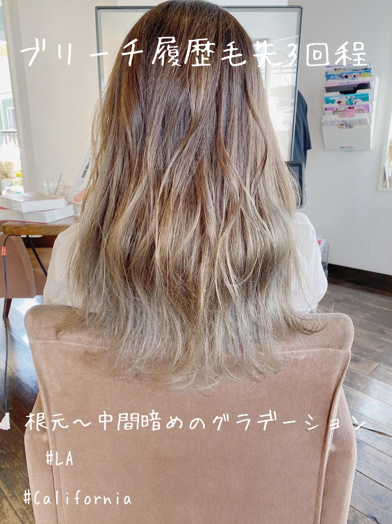 透明感カラー 透明感 圧倒的透明感 ストリート ヘアスタイルや髪型の写真・画像 | 生形洸太 / hair&make egerie