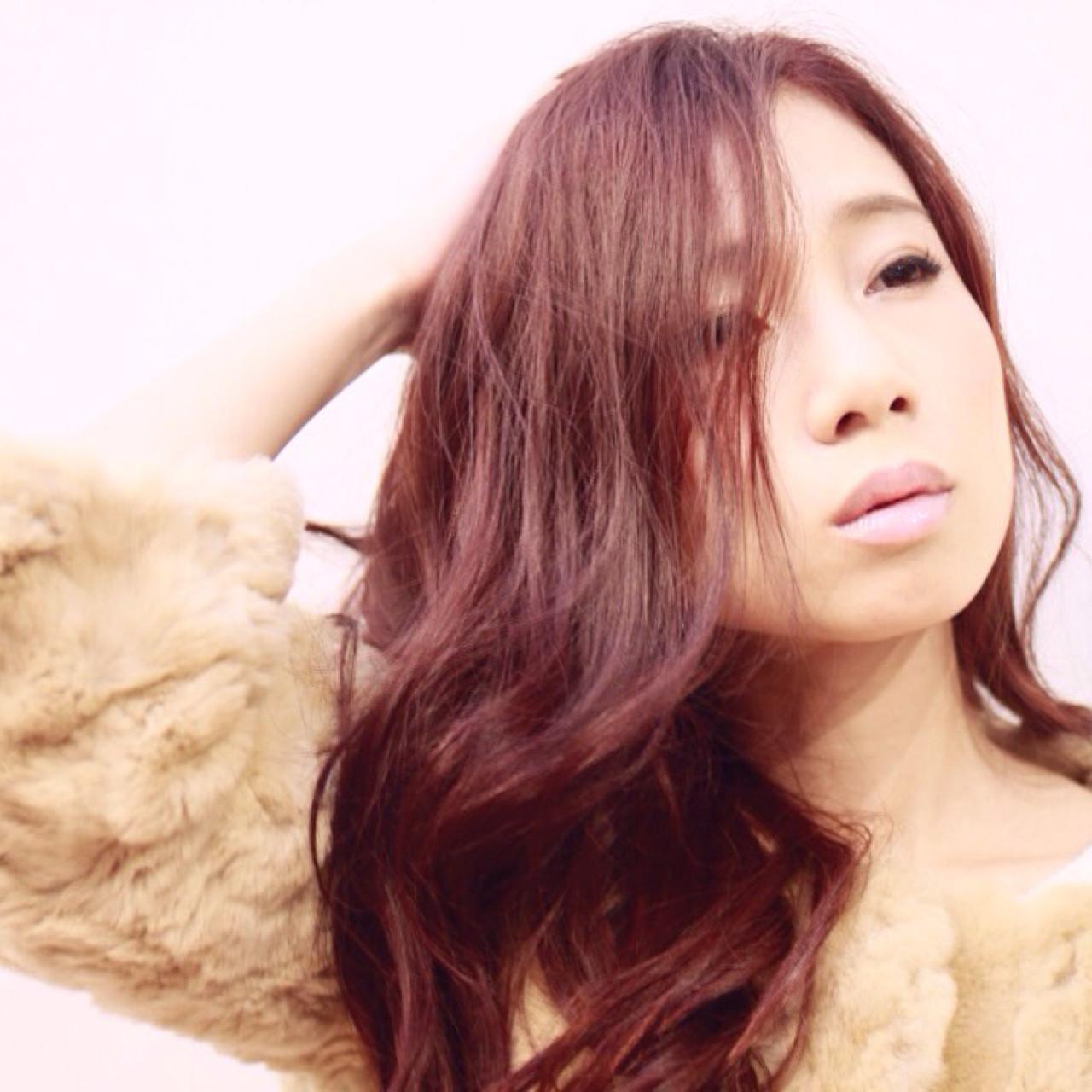 フェミニン 大人かわいい コンサバ ウェーブ ヘアスタイルや髪型の写真・画像   北村綾美 / puwapuwa