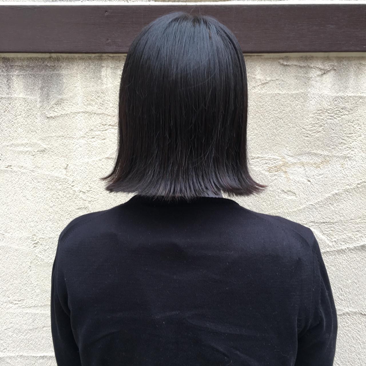 アッシュ ナチュラル こなれ感 色気 ヘアスタイルや髪型の写真・画像