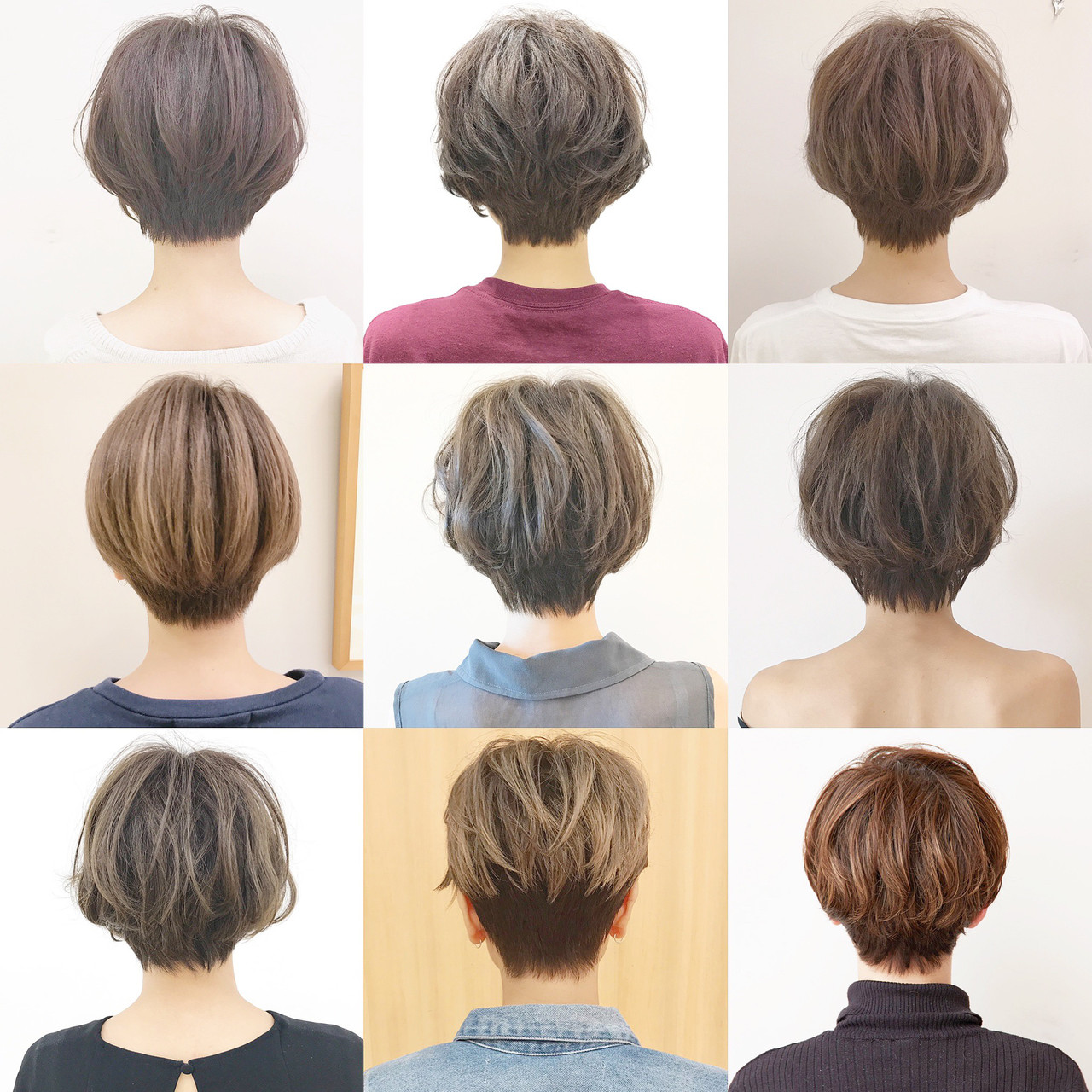 スポーツ オフィス ナチュラル デート ヘアスタイルや髪型の写真・画像 | ショートヘア美容師 #ナカイヒロキ / 『send by HAIR』