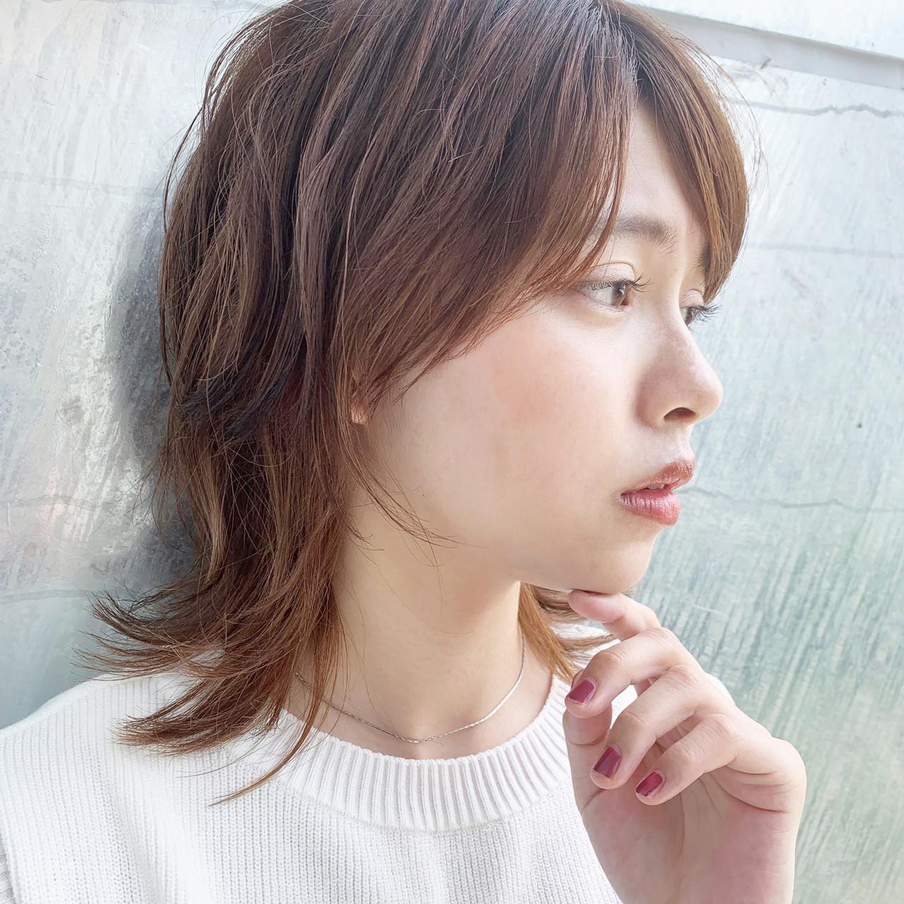 透明感 ボブ 大人女子 小顔 ヘアスタイルや髪型の写真・画像 | 中尾 寿揮 / Anna Lanna