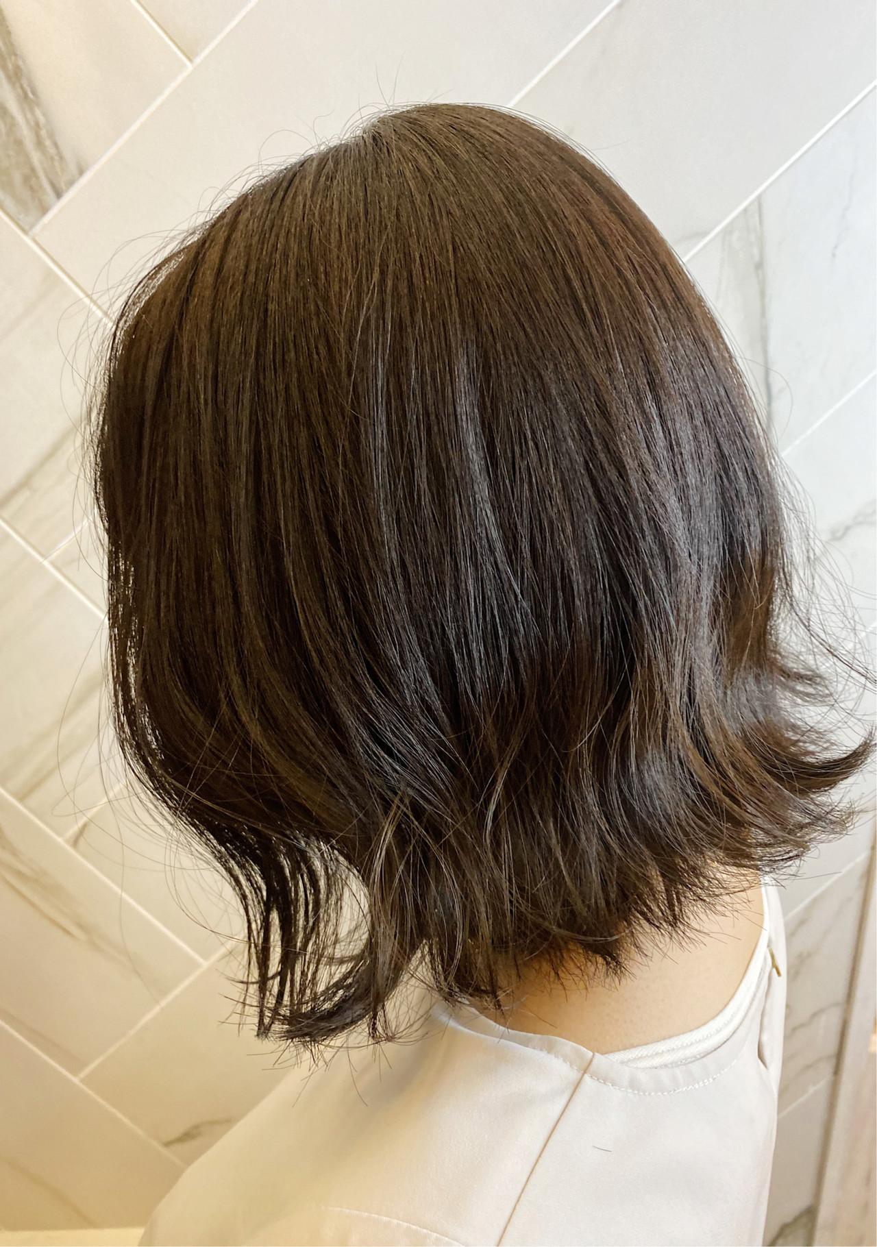 銀座美容室 ボブ 切りっぱなしボブ 20代 ヘアスタイルや髪型の写真・画像 | 髪質改善、モテ髪カットのプロ!Zina出口耕太郎 / Zina CENTRAL