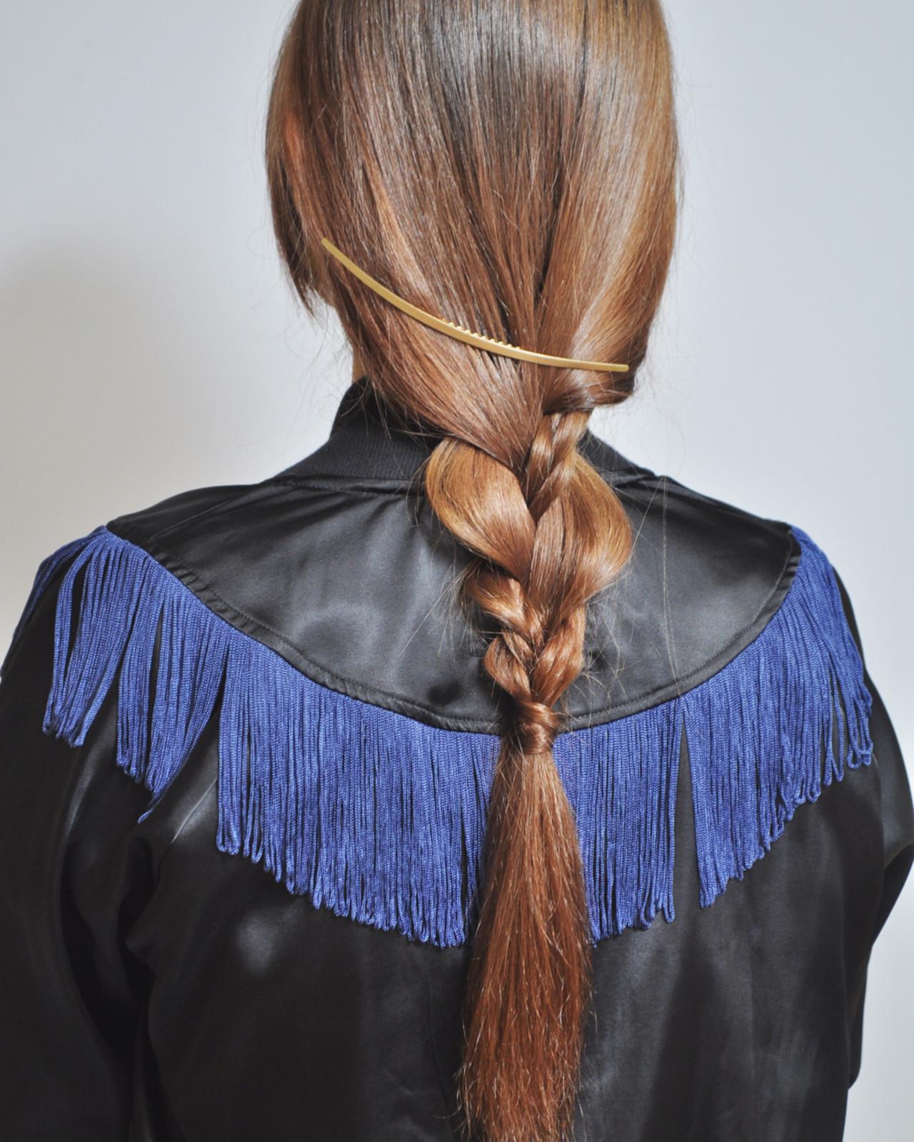 ショート 大人かわいい ヘアアレンジ ハーフアップ ヘアスタイルや髪型の写真・画像 | 坂本 豊 / VISION