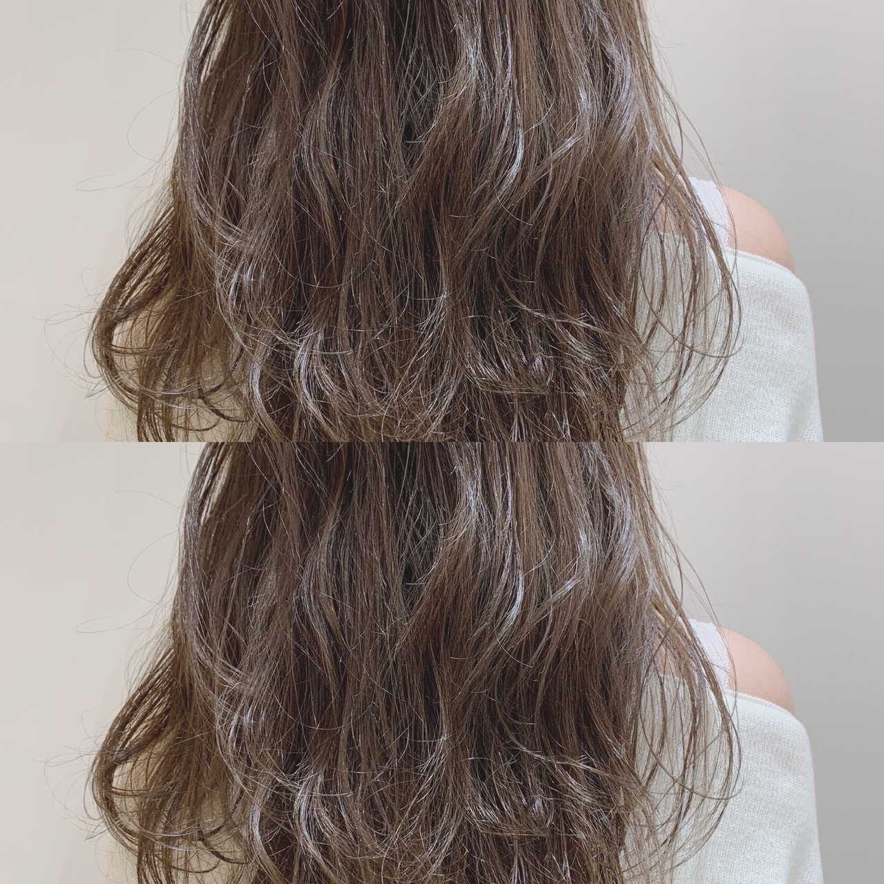 大人かわいい ゆるふわ ミディアム 鎖骨ミディアム ヘアスタイルや髪型の写真・画像 | miu 【Agnos青山】 / Agnos 青山