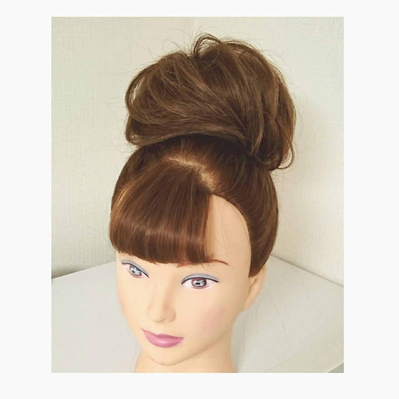 ゆるふわ ヘアアレンジ フェミニン ナチュラル ヘアスタイルや髪型の写真・画像   chisa* / CURE