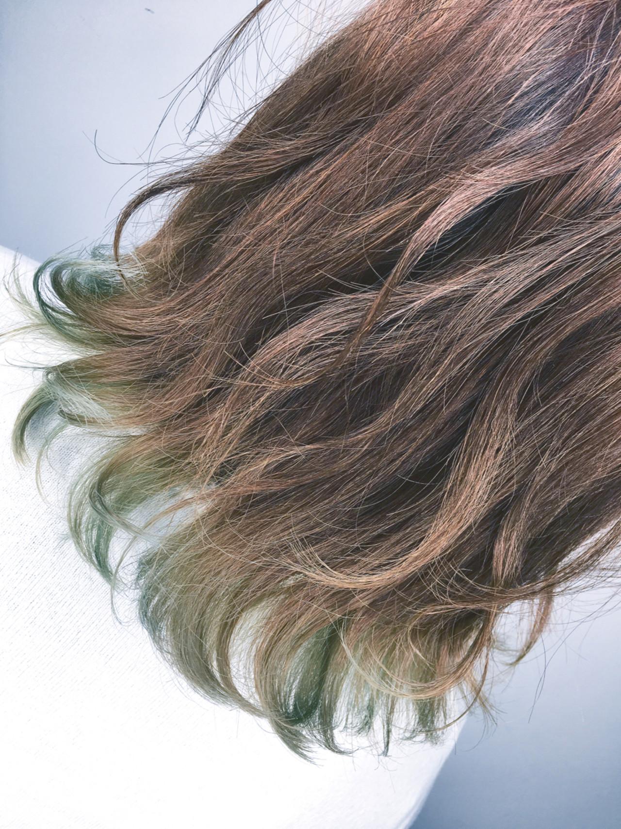 外国人風 ストリート ミディアム リラックス ヘアスタイルや髪型の写真・画像 | 筒井 隆由 / Hair salon mode