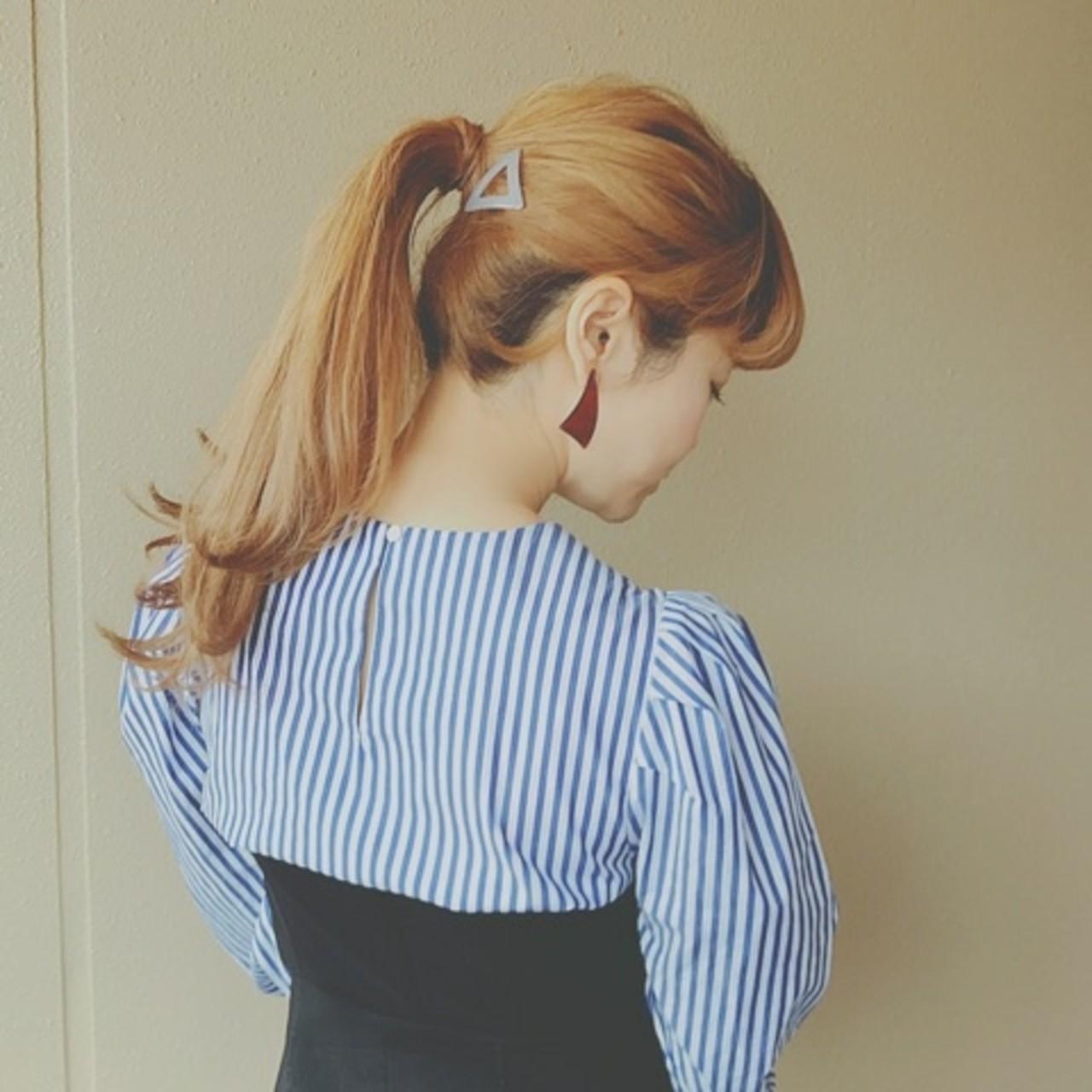 大人かわいい ロング 冬 ヘアアレンジ ヘアスタイルや髪型の写真・画像 | 浦川由起江 / nanon