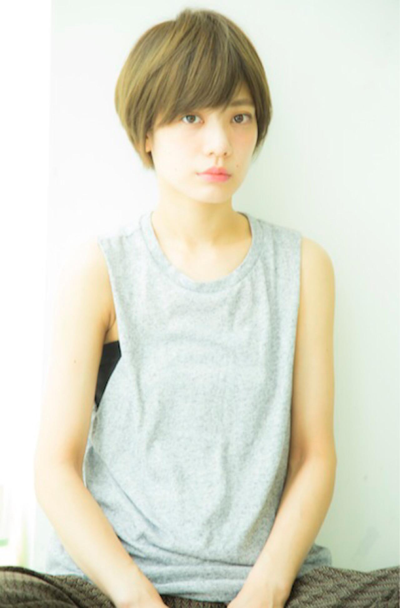 前髪あり ストリート ゆるふわ 涼しげ ヘアスタイルや髪型の写真・画像 | 力石サトシ HOMIE Tokyo /   HOMIE TOKYO