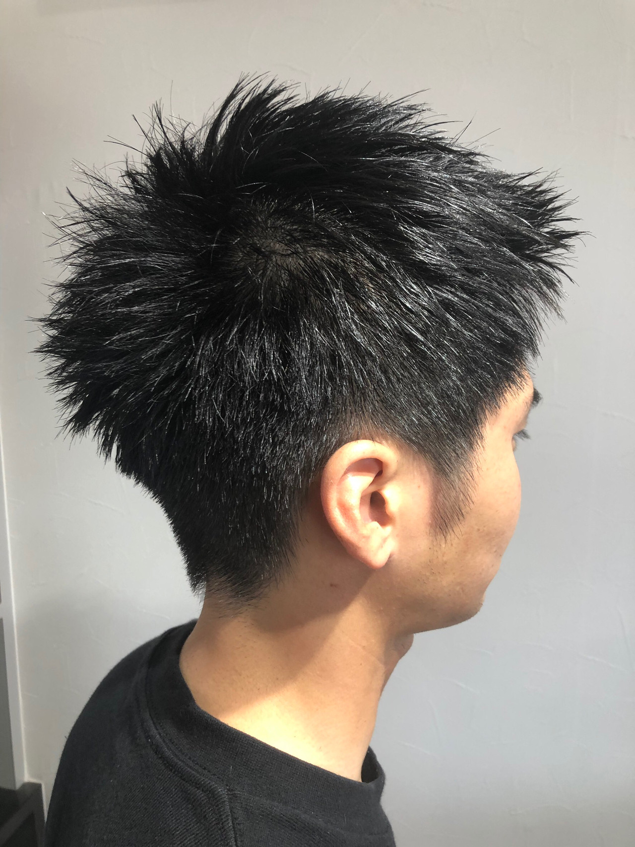 メンズ メンズカット ショート ストリート ヘアスタイルや髪型の写真・画像 | エイ / aime