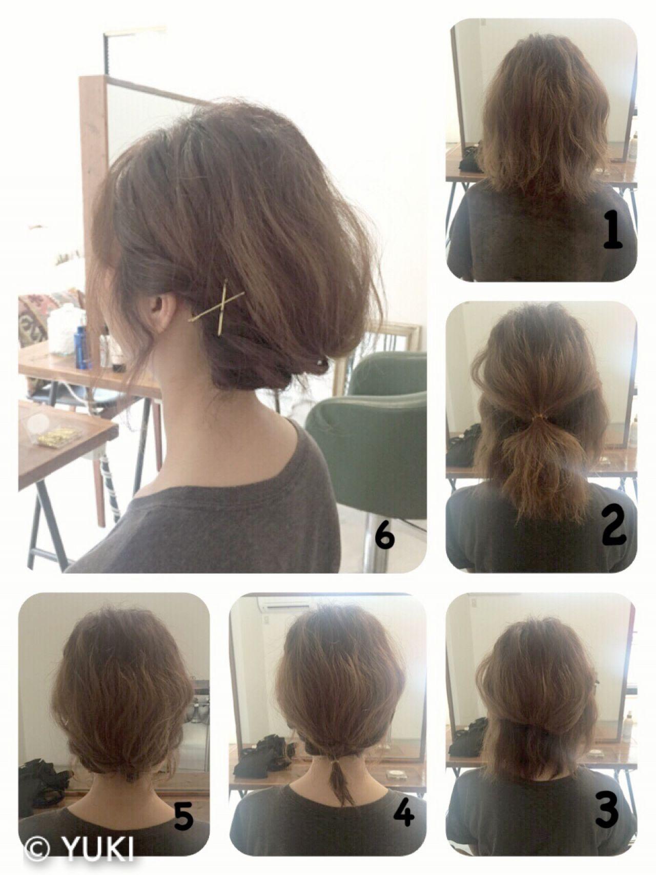 ヘアアレンジ ストリート 結婚式 波ウェーブ ヘアスタイルや髪型の写真・画像 | YUKI / BUZZ