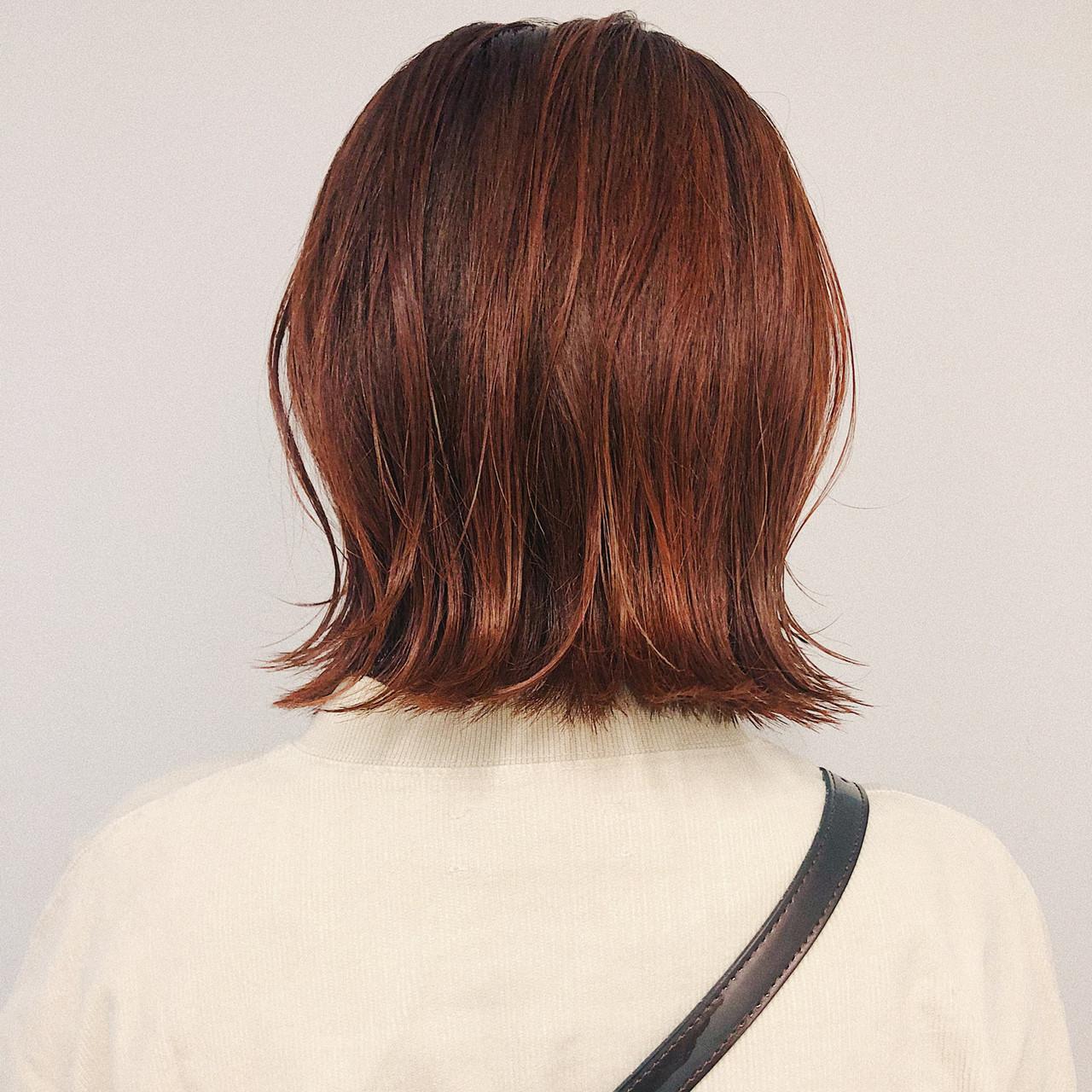 ガーリー 切りっぱなしボブ ボブ ショートボブ ヘアスタイルや髪型の写真・画像 | 金子保奈美 / KIKKAKE@depth / KIKKAKE@depth