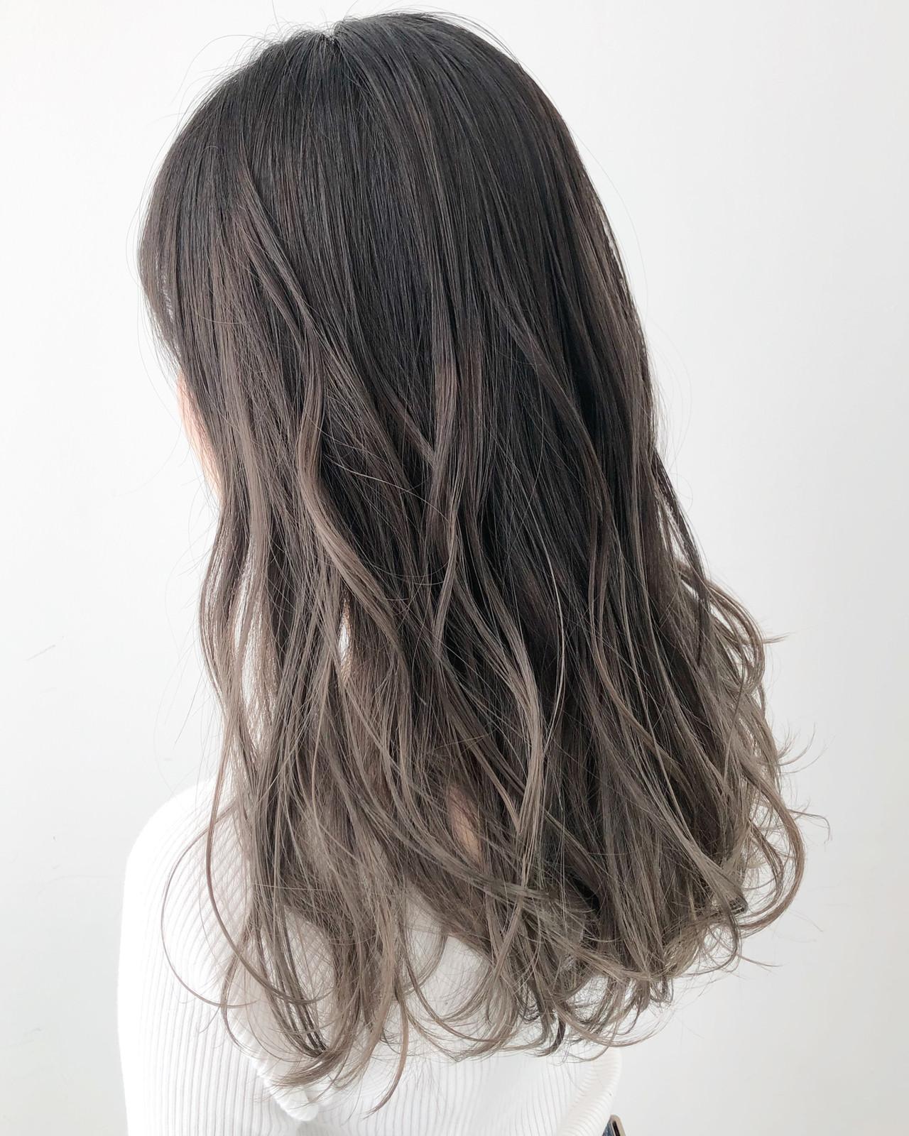 ヘアカラー ナチュラル グラデーションカラー ブリーチカラー ヘアスタイルや髪型の写真・画像   白土 諒 ALIVE kichijoji 店長 / ALIVE kichijoji