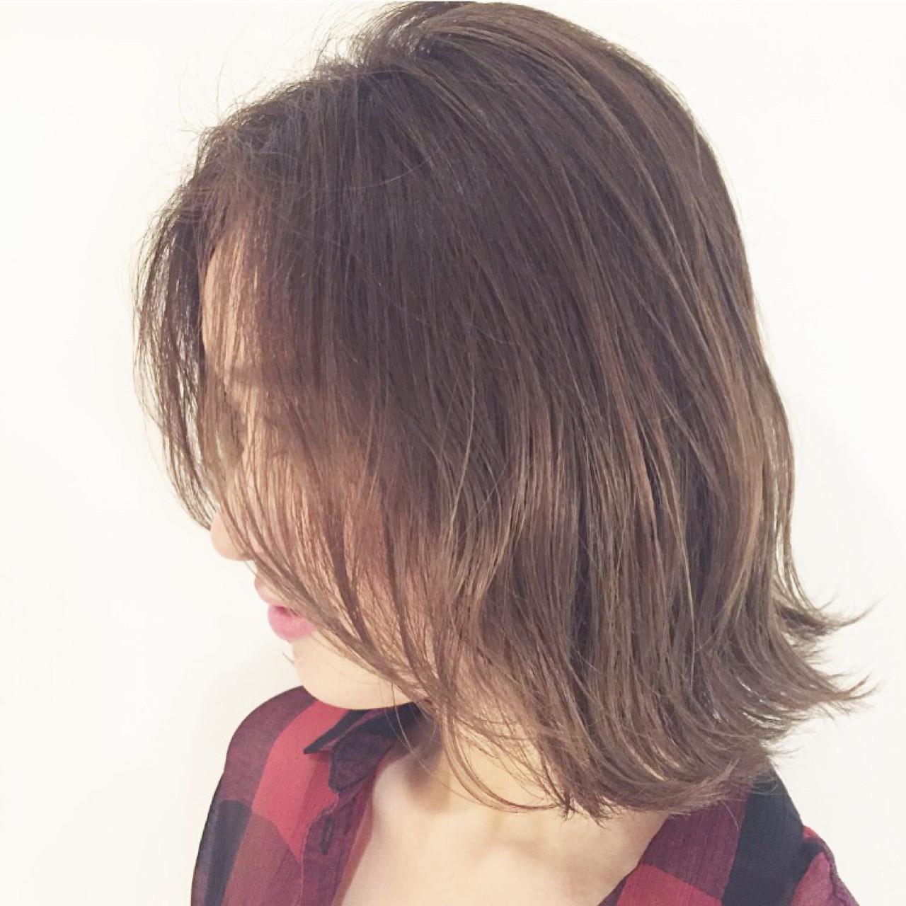 外国人風 前髪あり 夏 アッシュ ヘアスタイルや髪型の写真・画像