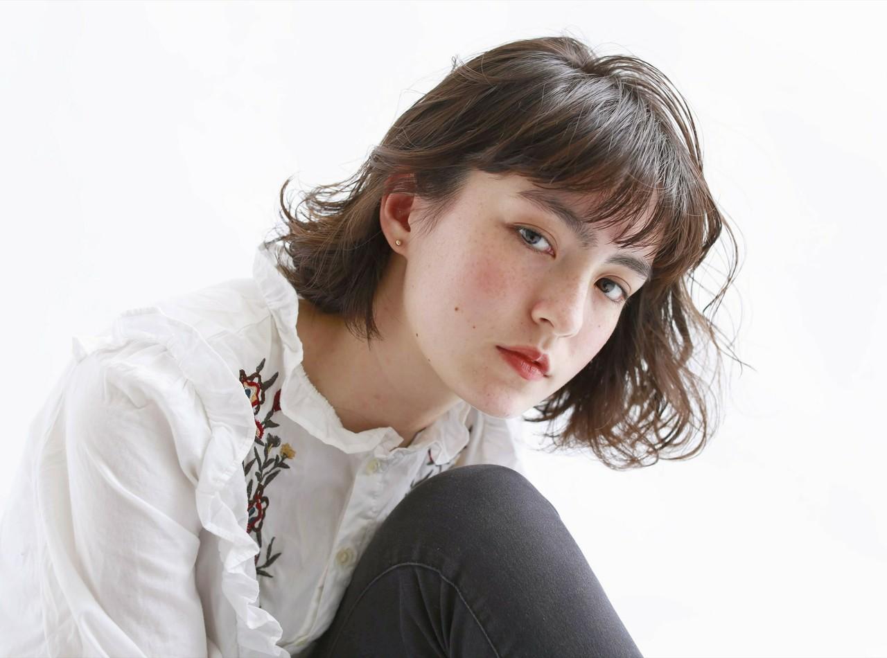 デート ナチュラル スポーツ オフィス ヘアスタイルや髪型の写真・画像 | Yukie Horiuchi / スパイスアヴェダ