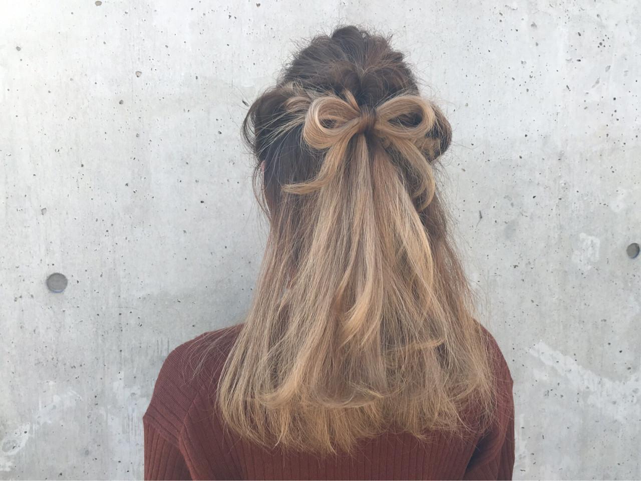 大人かわいい ルーズ 大人女子 ミディアム ヘアスタイルや髪型の写真・画像