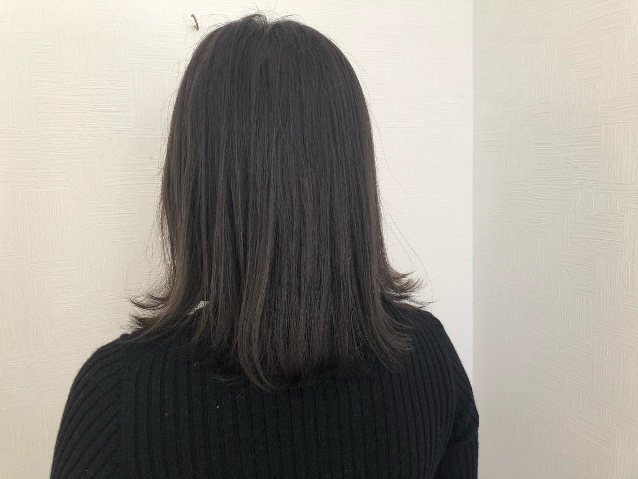 ヘアアレンジ スモーキーカラー アンニュイほつれヘア 簡単ヘアアレンジ ヘアスタイルや髪型の写真・画像 | 牧 優子 / agu HAIR cyan