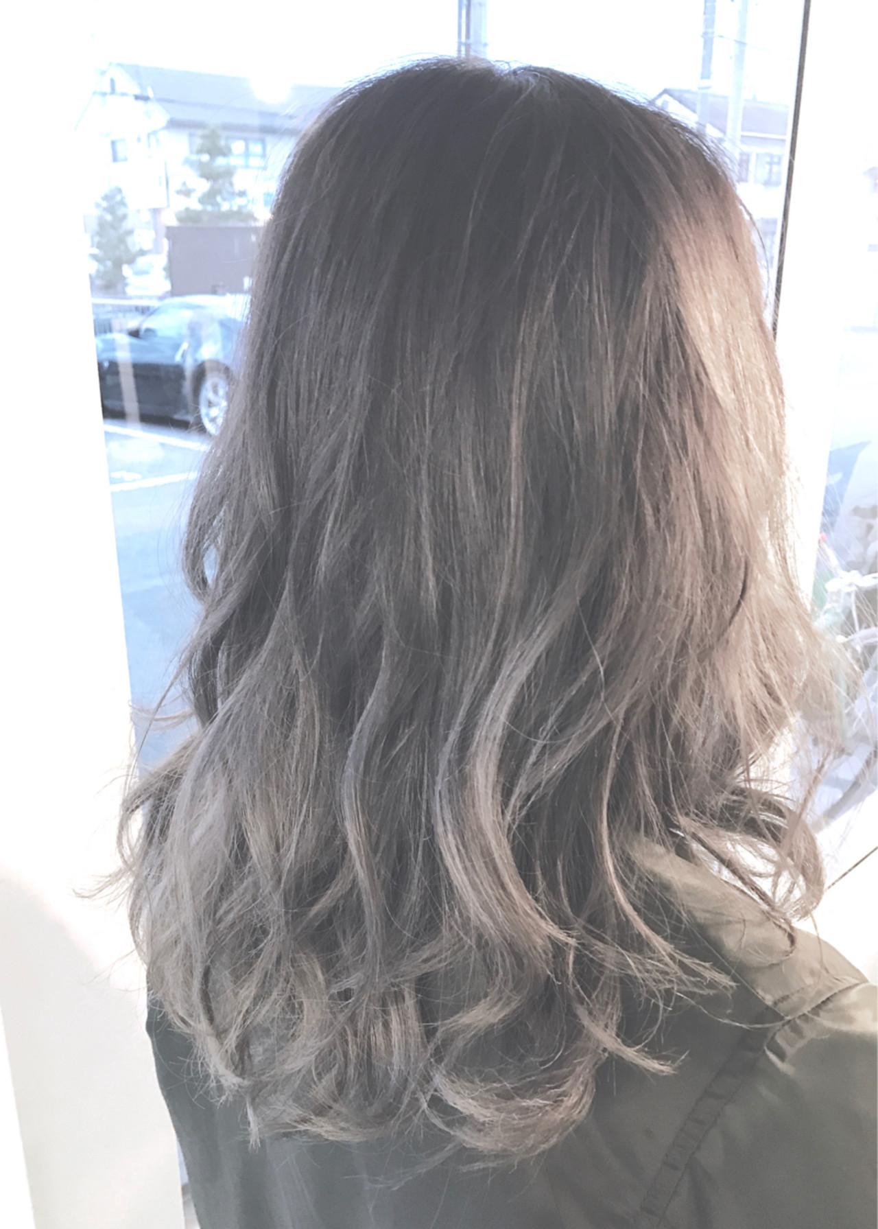 色気 ストリート ボブ グラデーションカラー ヘアスタイルや髪型の写真・画像 | sowi 阿部 辰也 / sowi hair design ソーイ