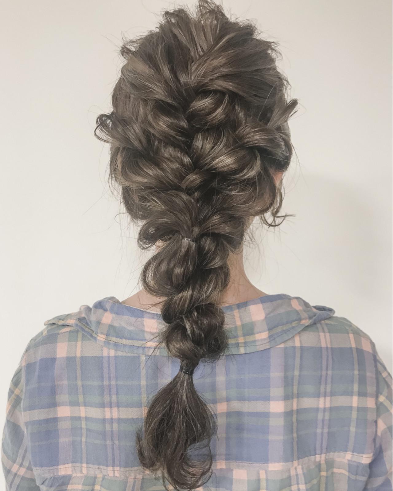 ロング ヘアアレンジ 成人式 デート ヘアスタイルや髪型の写真・画像