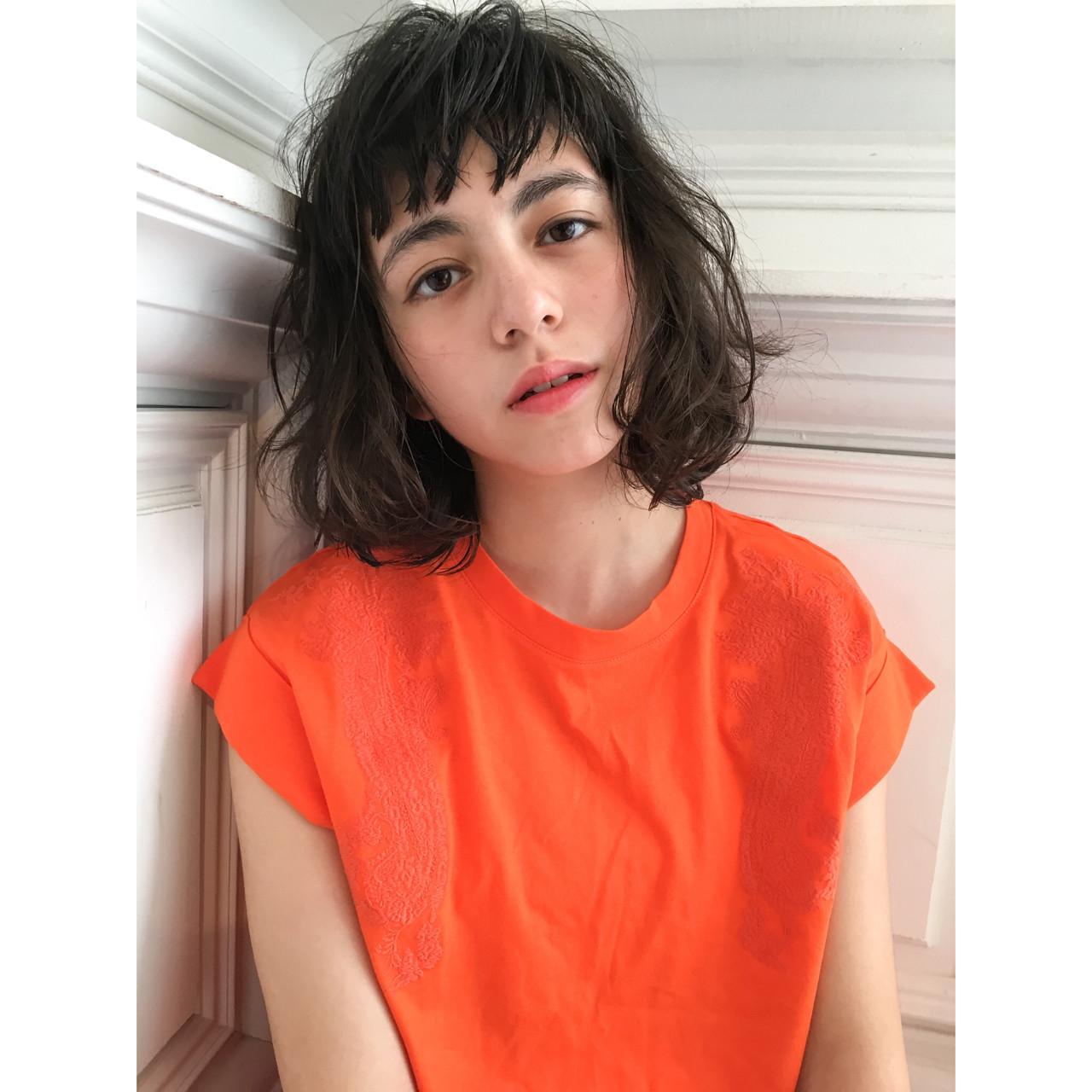 ウェーブ ゆるふわ ナチュラル 大人かわいい ヘアスタイルや髪型の写真・画像 | スガ シュンスケ / Tierra (ティエラ)