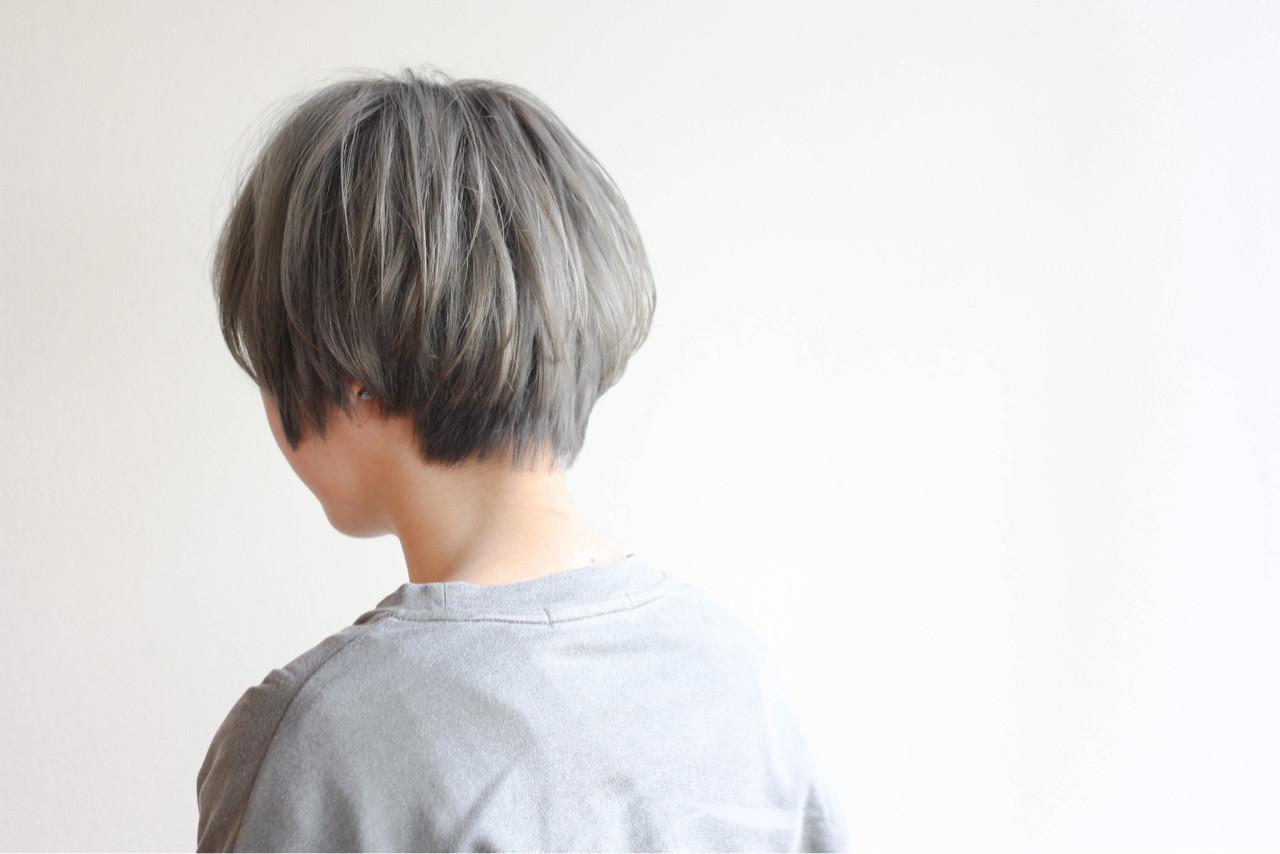 ストリート デート ショート ゆるふわ ヘアスタイルや髪型の写真・画像   Hiroshi Kuroe 尼崎 / K'LipbyTAL'KE